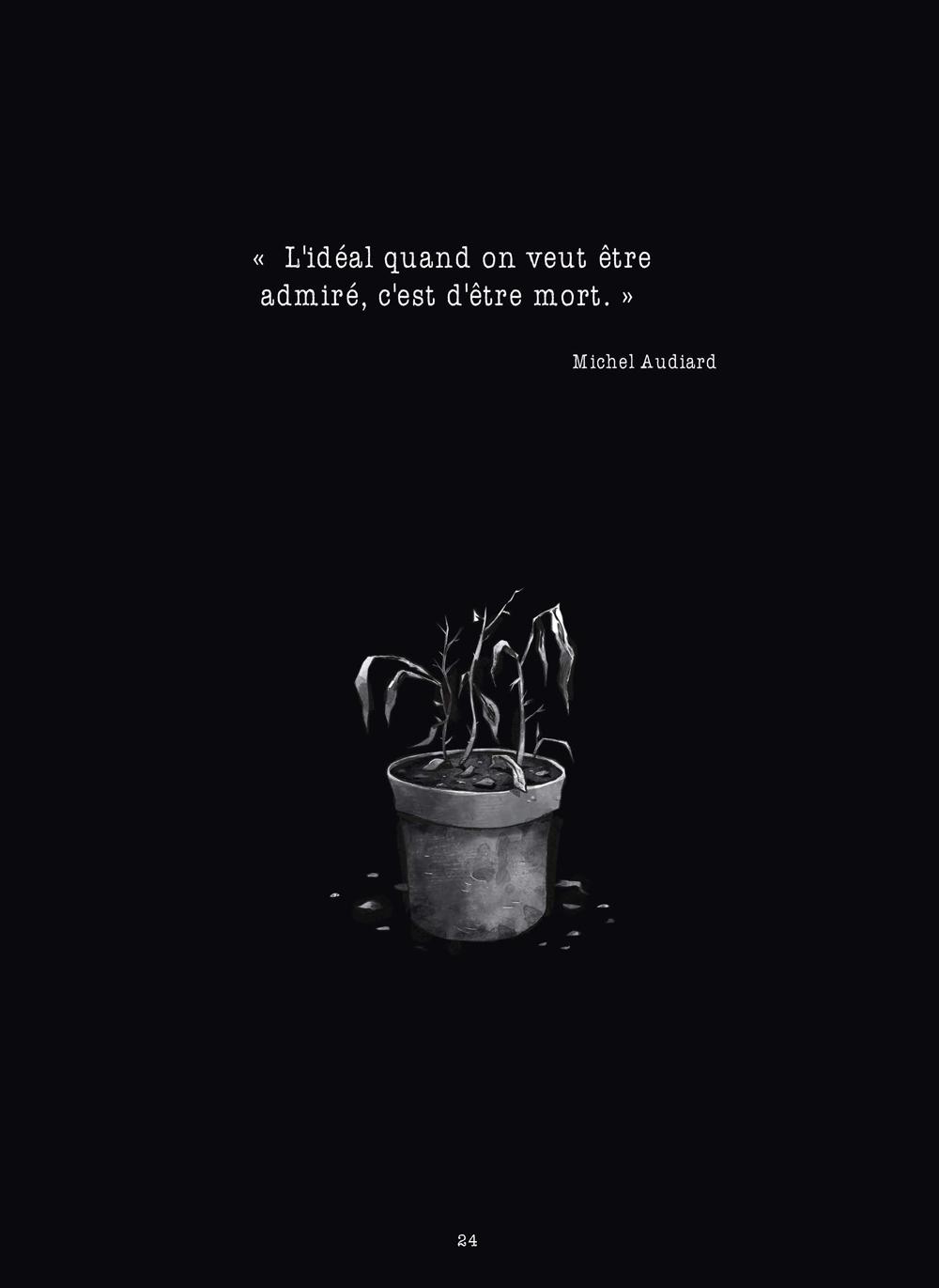 Extrait n°21 de la bd tome 3 par Julien Gaet's