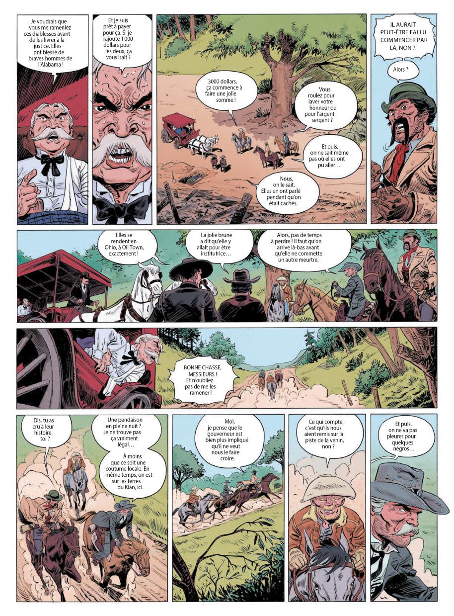 Extrait n°10 de la bd tome 3 par Laurent Astier