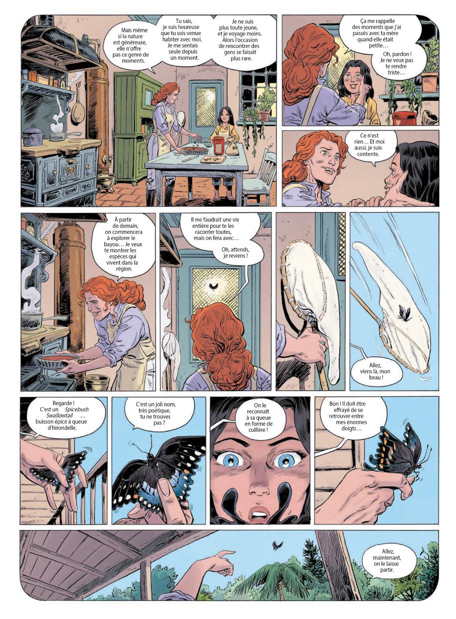 Extrait n°7 de la bd tome 3 par Laurent Astier