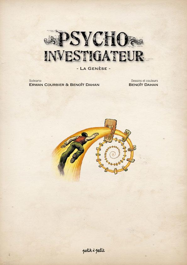 Psycho Investigateur - T.3 La Genèse
