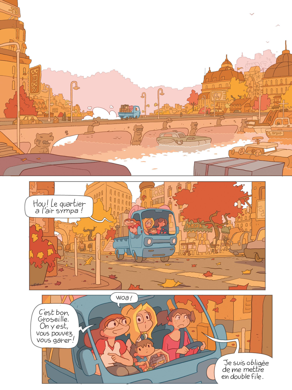 Extrait n°4 tome 1 par Julien Neel