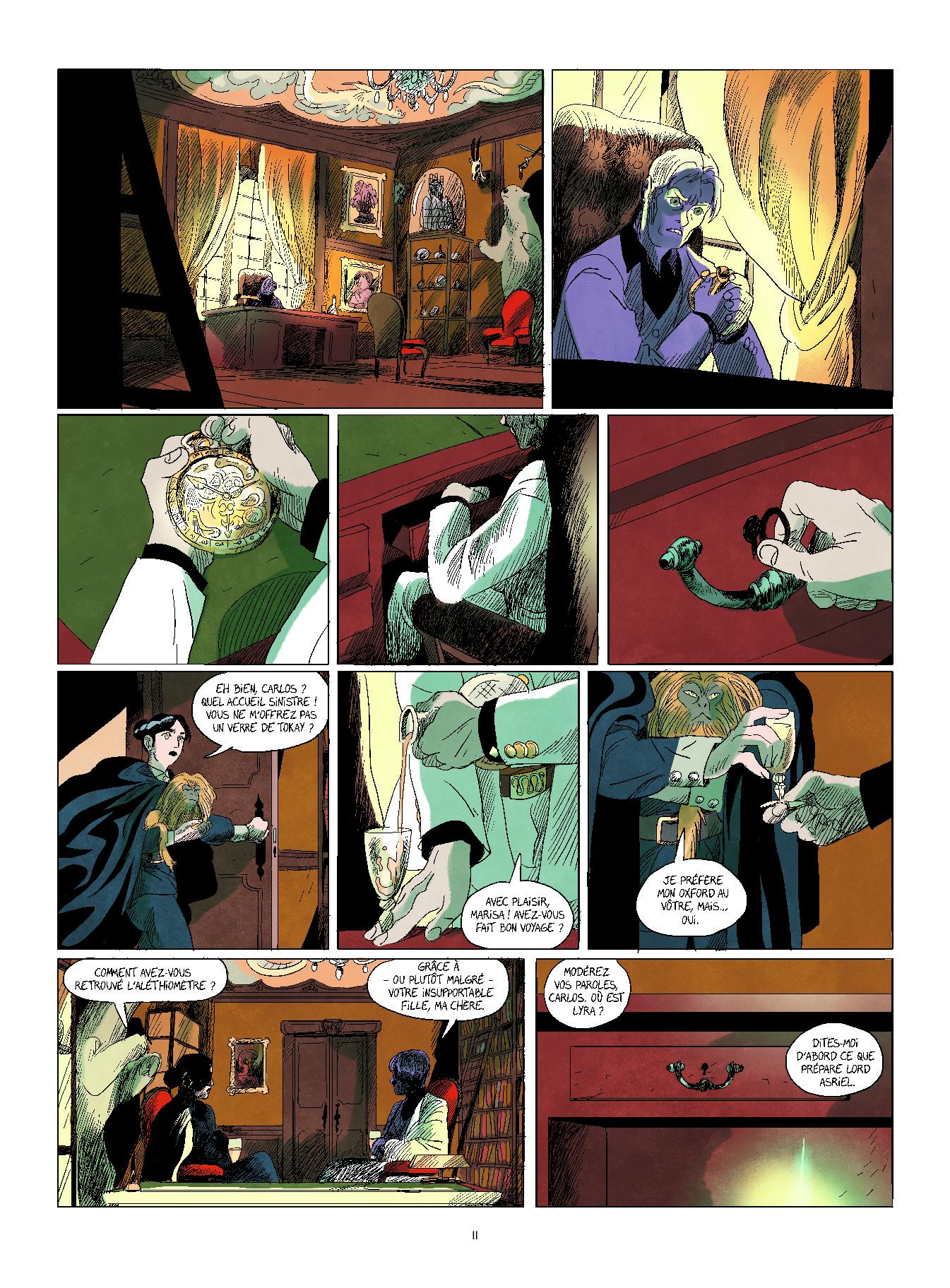 Extrait n°4 tome 3 par Thomas Gilbert