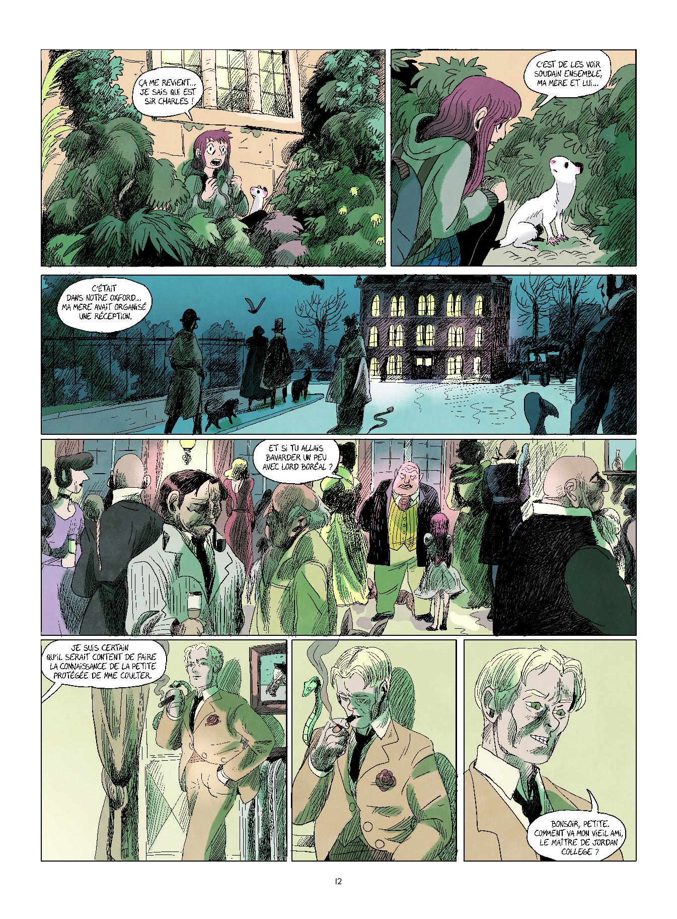 Extrait n°10 tome 3 par Thomas Gilbert