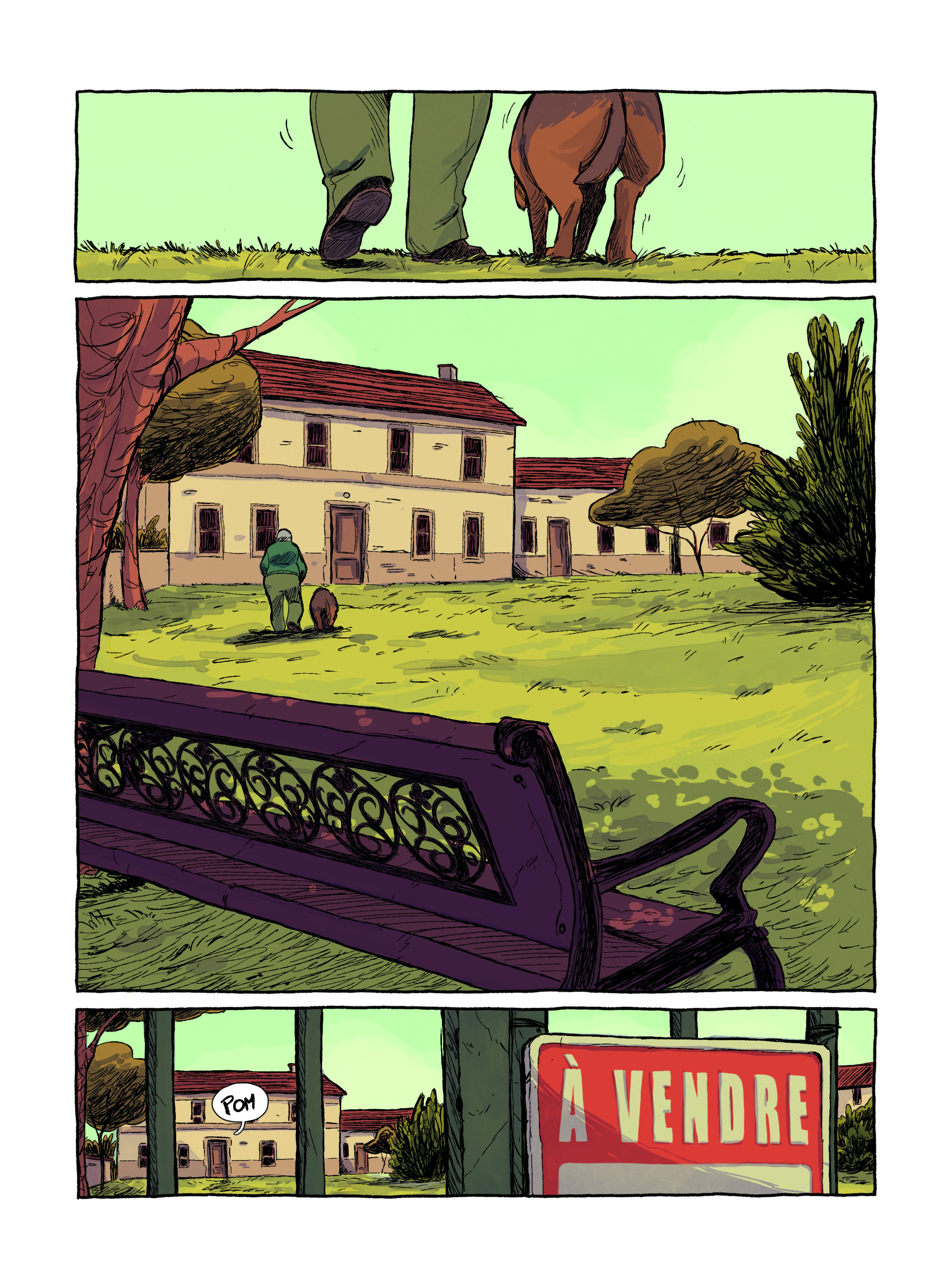 Extrait n°1 Le Plongeon par Victor L Pinel