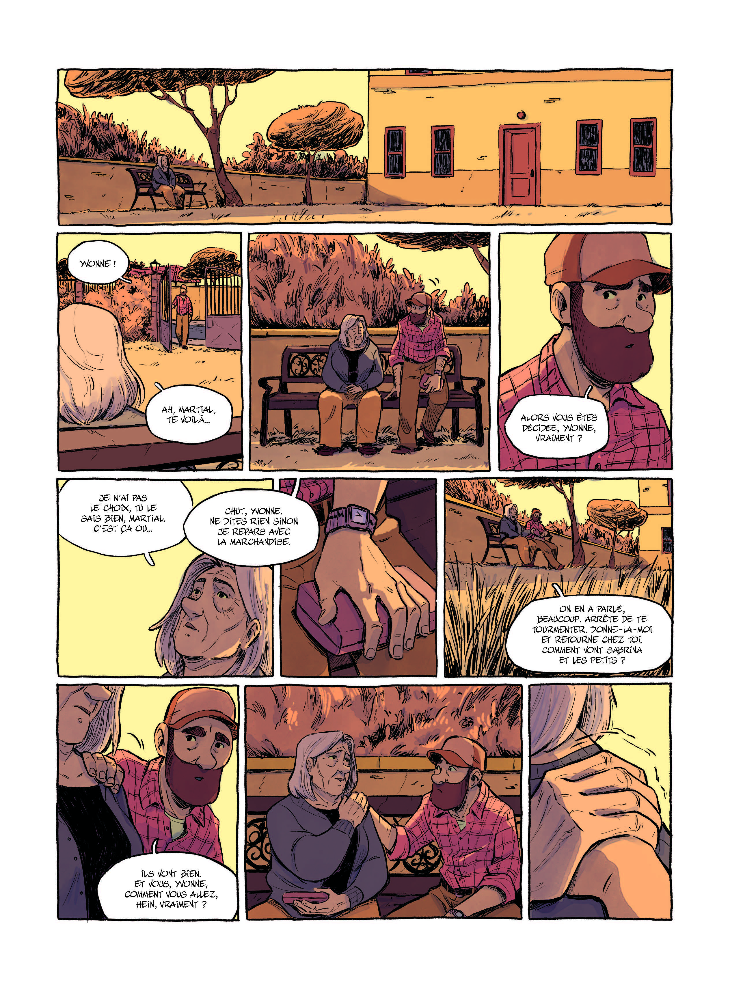 Extrait n°6 Le Plongeon par Victor L Pinel