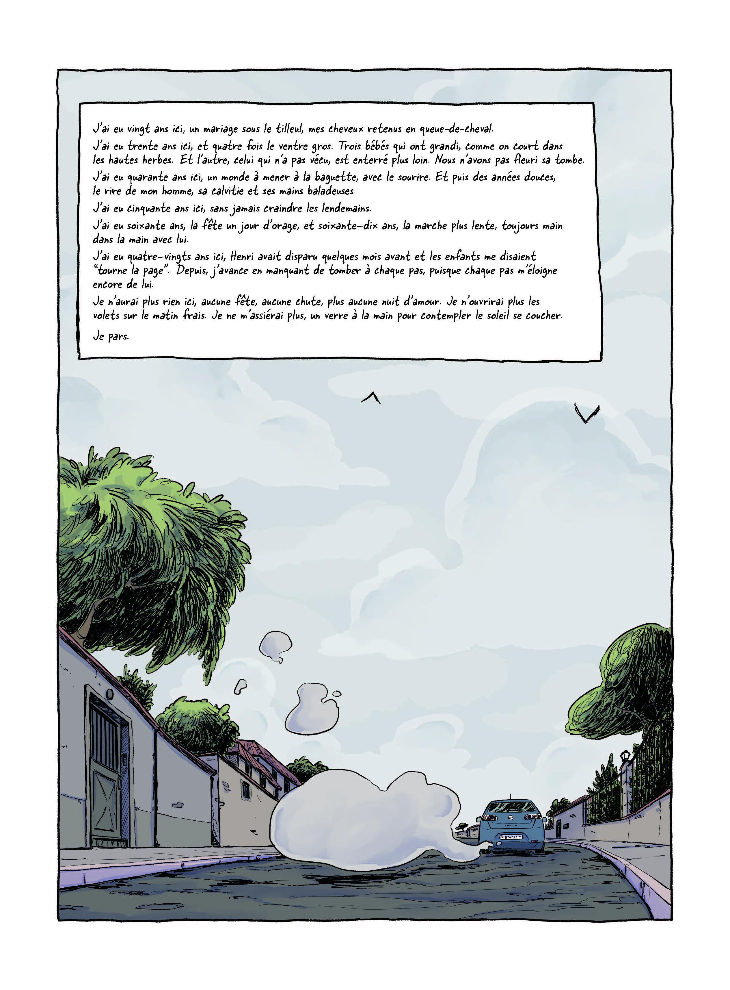 Extrait n°10 Le Plongeon par Victor L Pinel