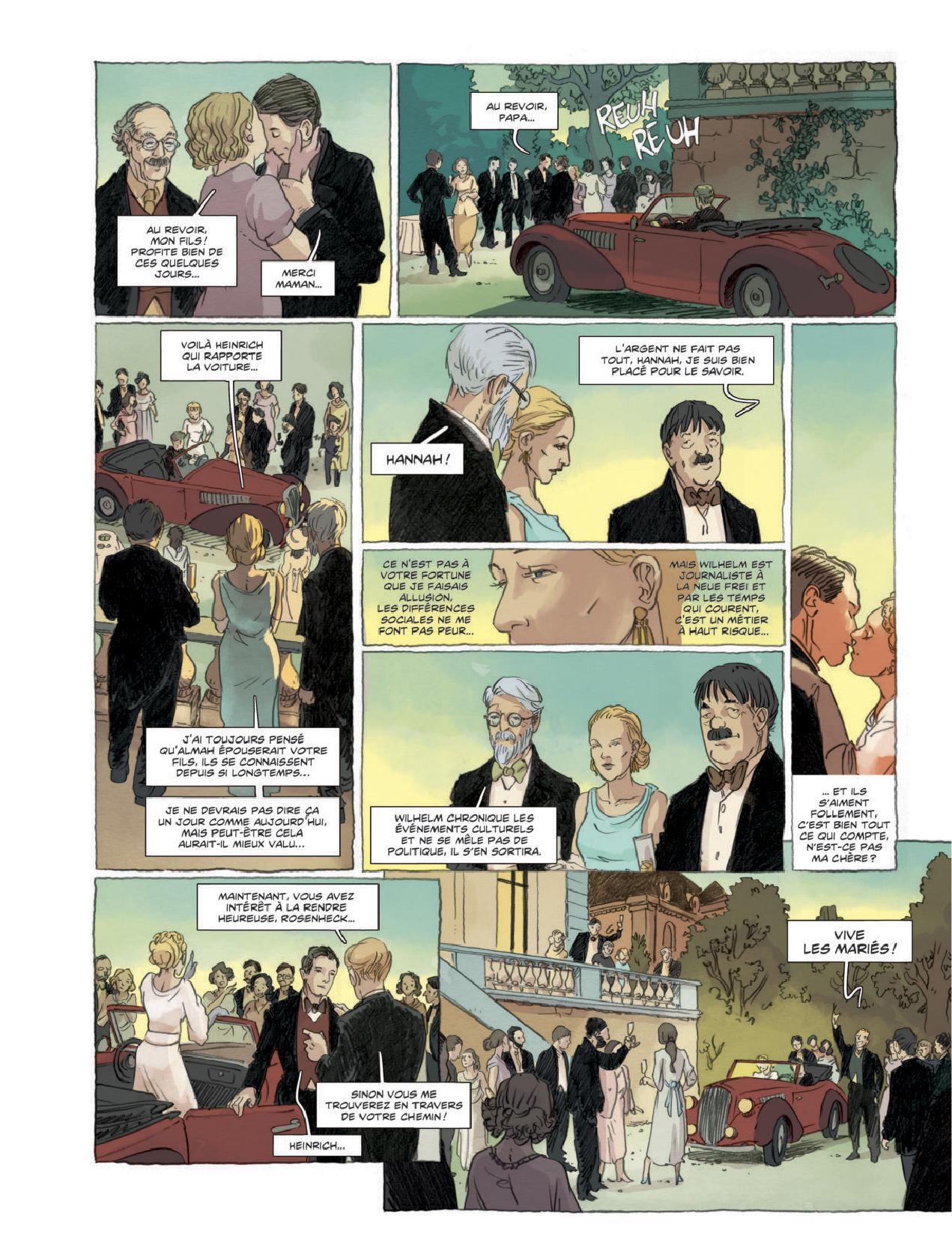 Extrait n°3 Les déracinés par Catherine Bardon