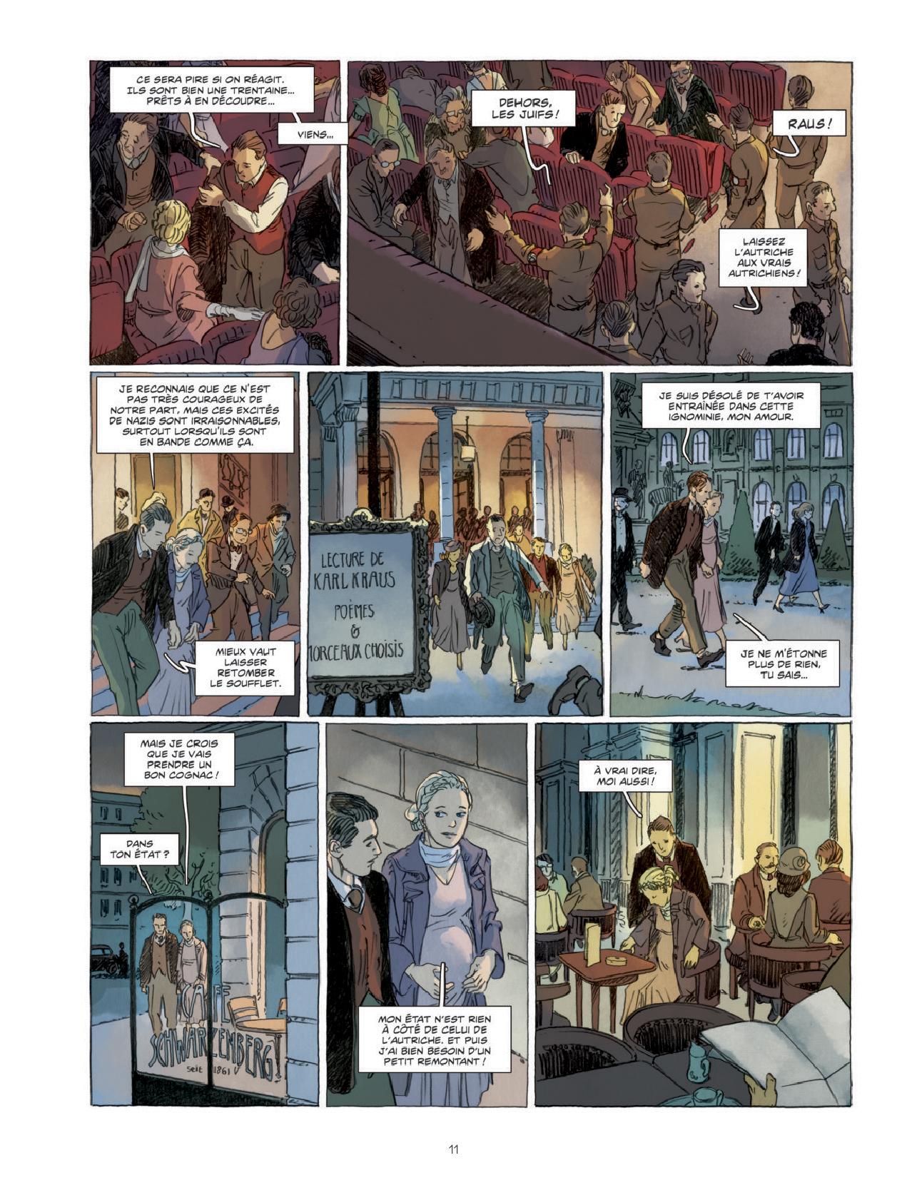 Extrait n°8 Les déracinés par Catherine Bardon