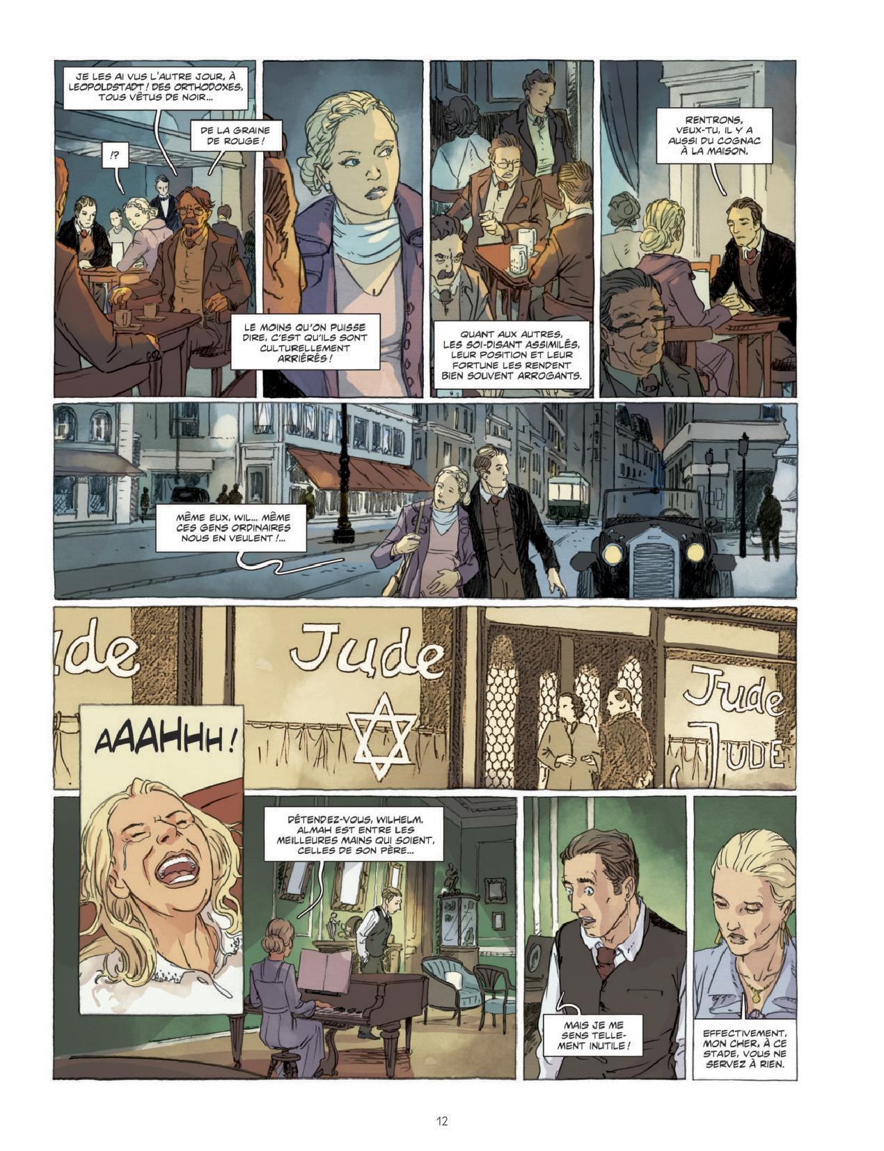 Extrait n°9 Les déracinés par Catherine Bardon