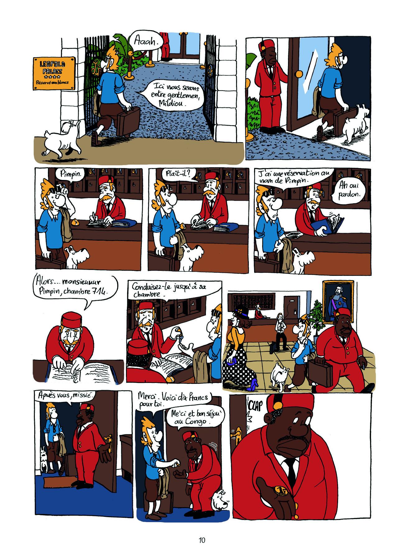 Extrait n°4 Lipanda par Bazil