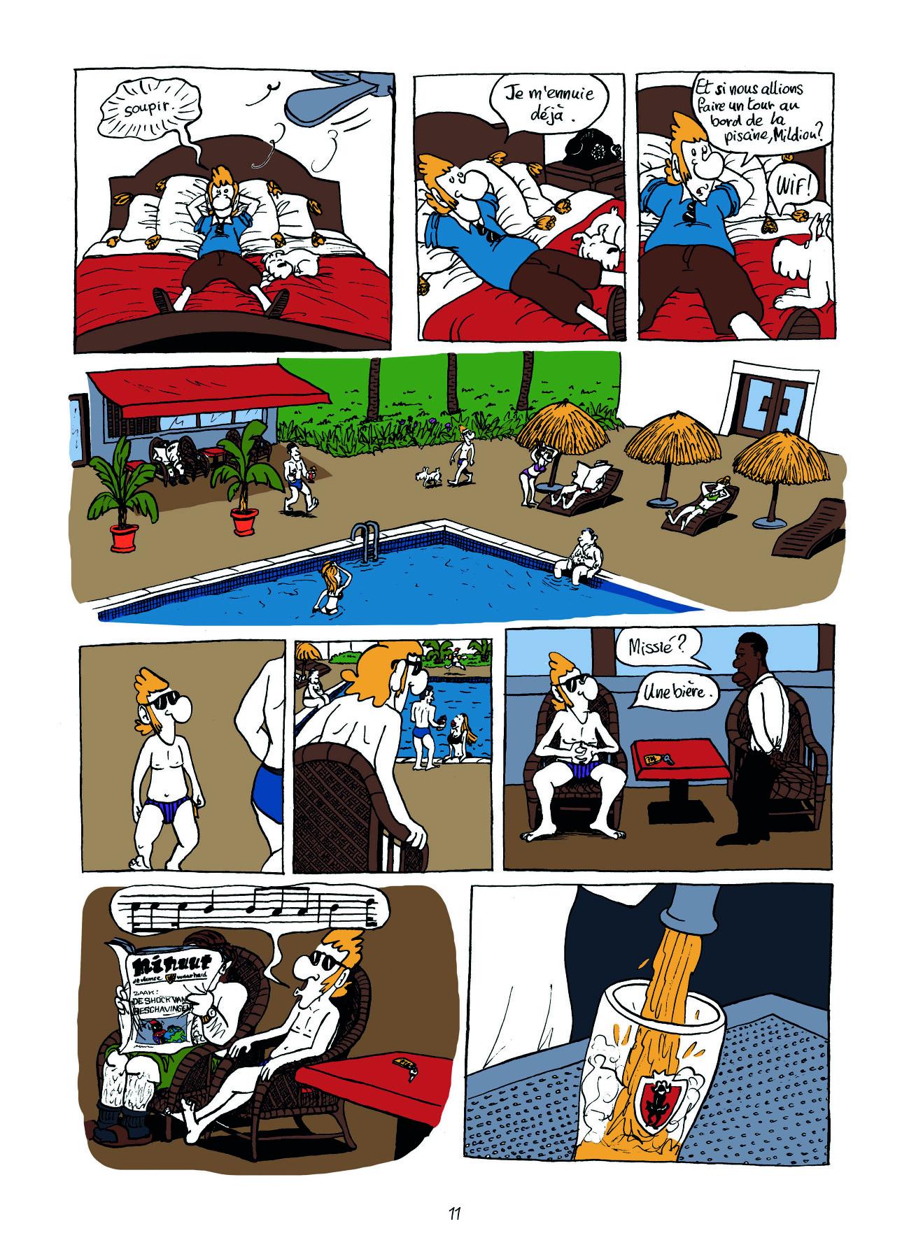 Extrait n°5 Lipanda par Bazil