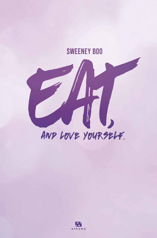 Extrait n°2 de la bd Eat and Love Yourself par Sweeney Boo
