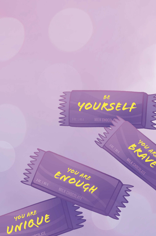 Extrait n°5 de la bd Eat and Love Yourself par Sweeney Boo