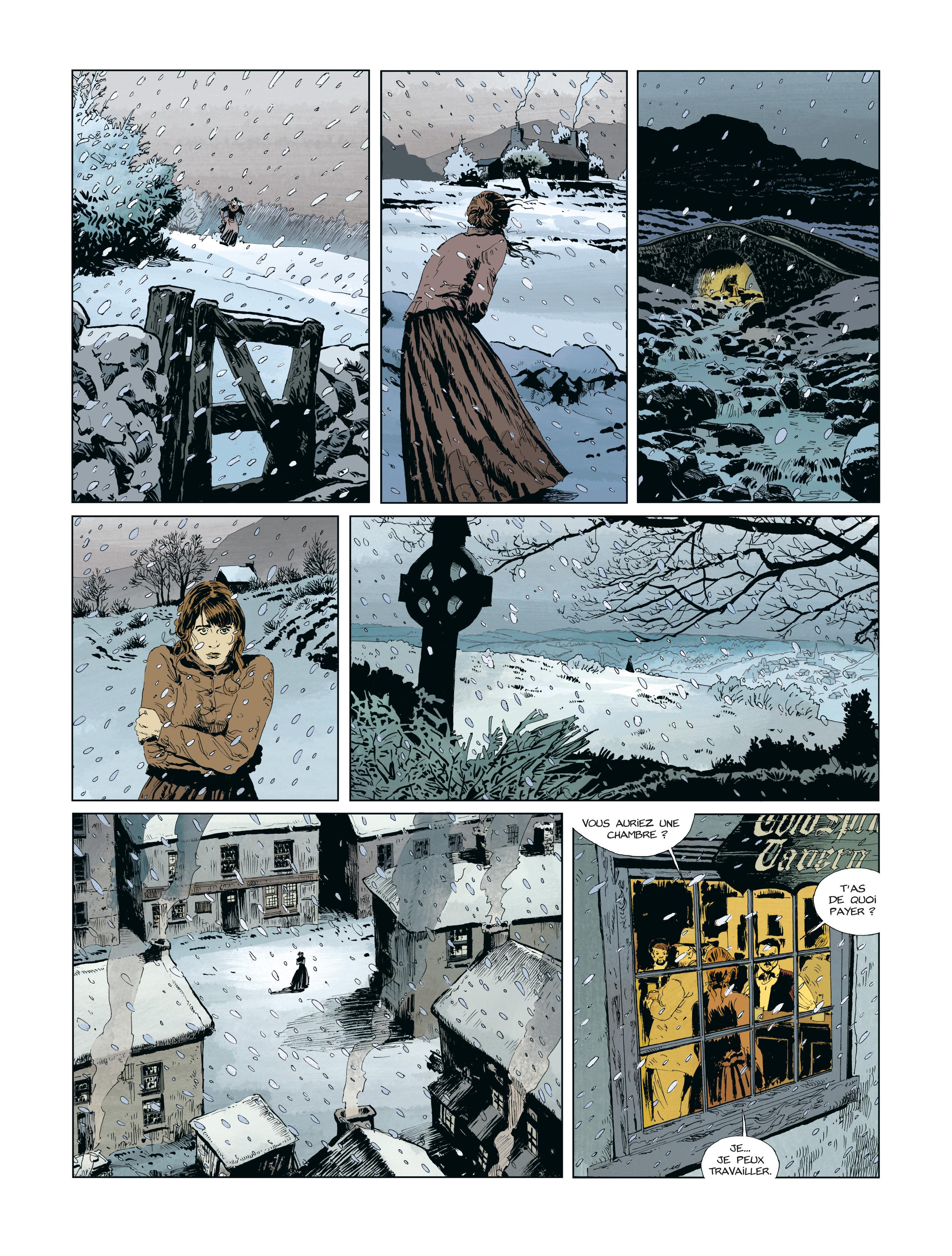 Extrait n°10 de la bd tome 1 par Xavier Delaporte