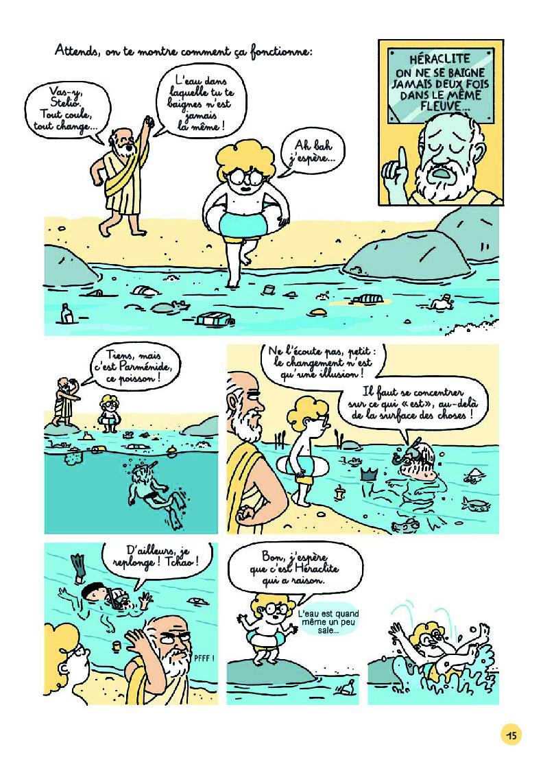 Extrait n°9 Les vrais sages sont des rebelles par Chiara Pastorini