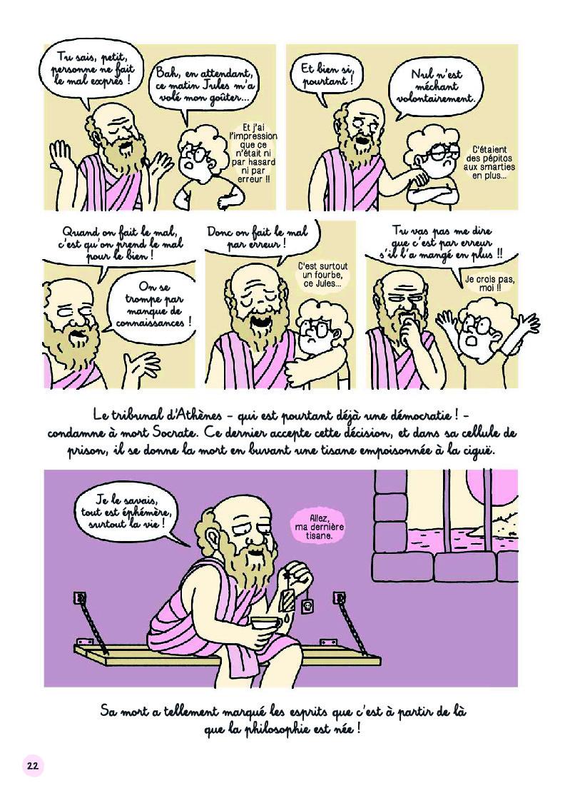 Extrait n°10 Les vrais sages sont des rebelles par Chiara Pastorini