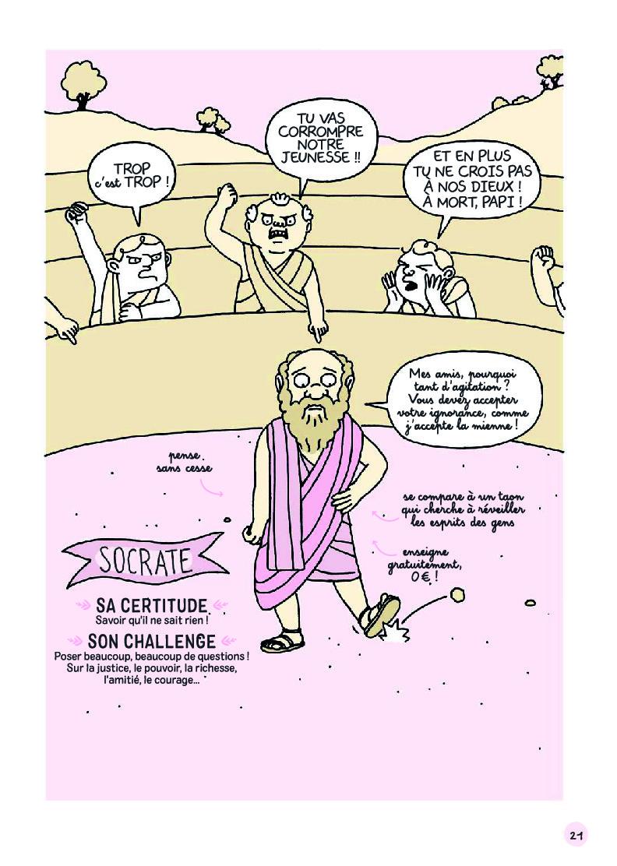 Extrait n°12 Les vrais sages sont des rebelles par Chiara Pastorini