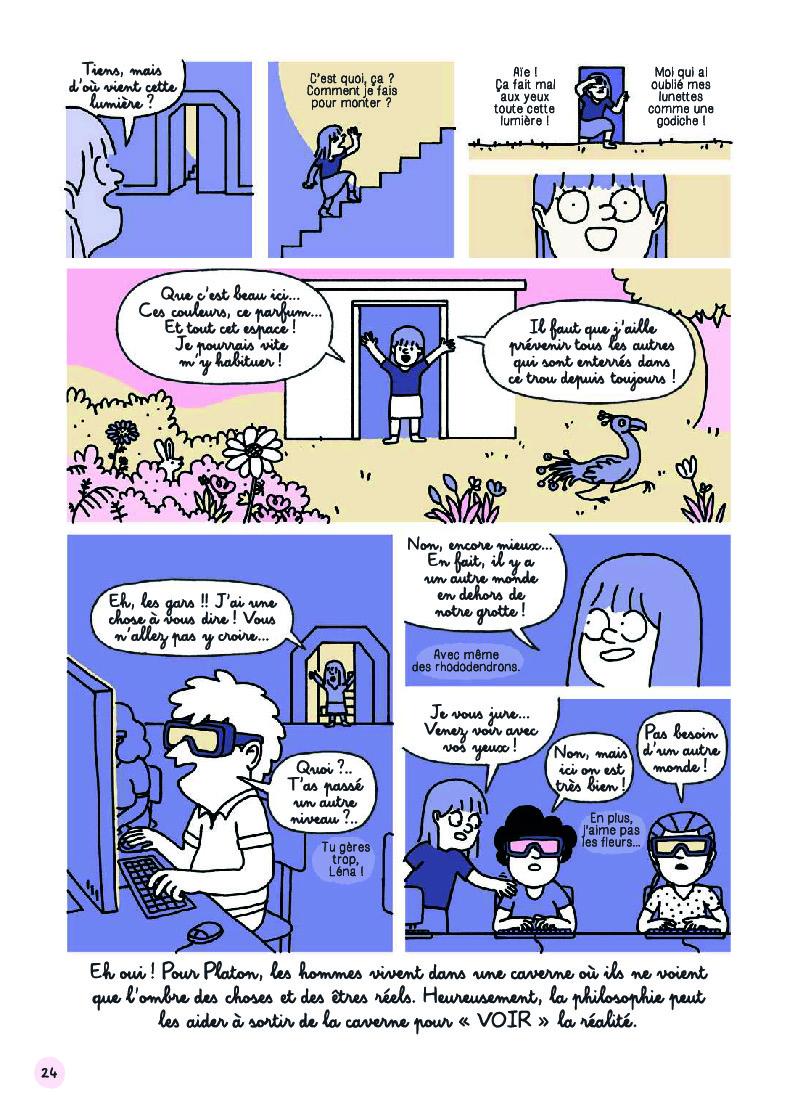 Extrait n°14 Les vrais sages sont des rebelles par Chiara Pastorini