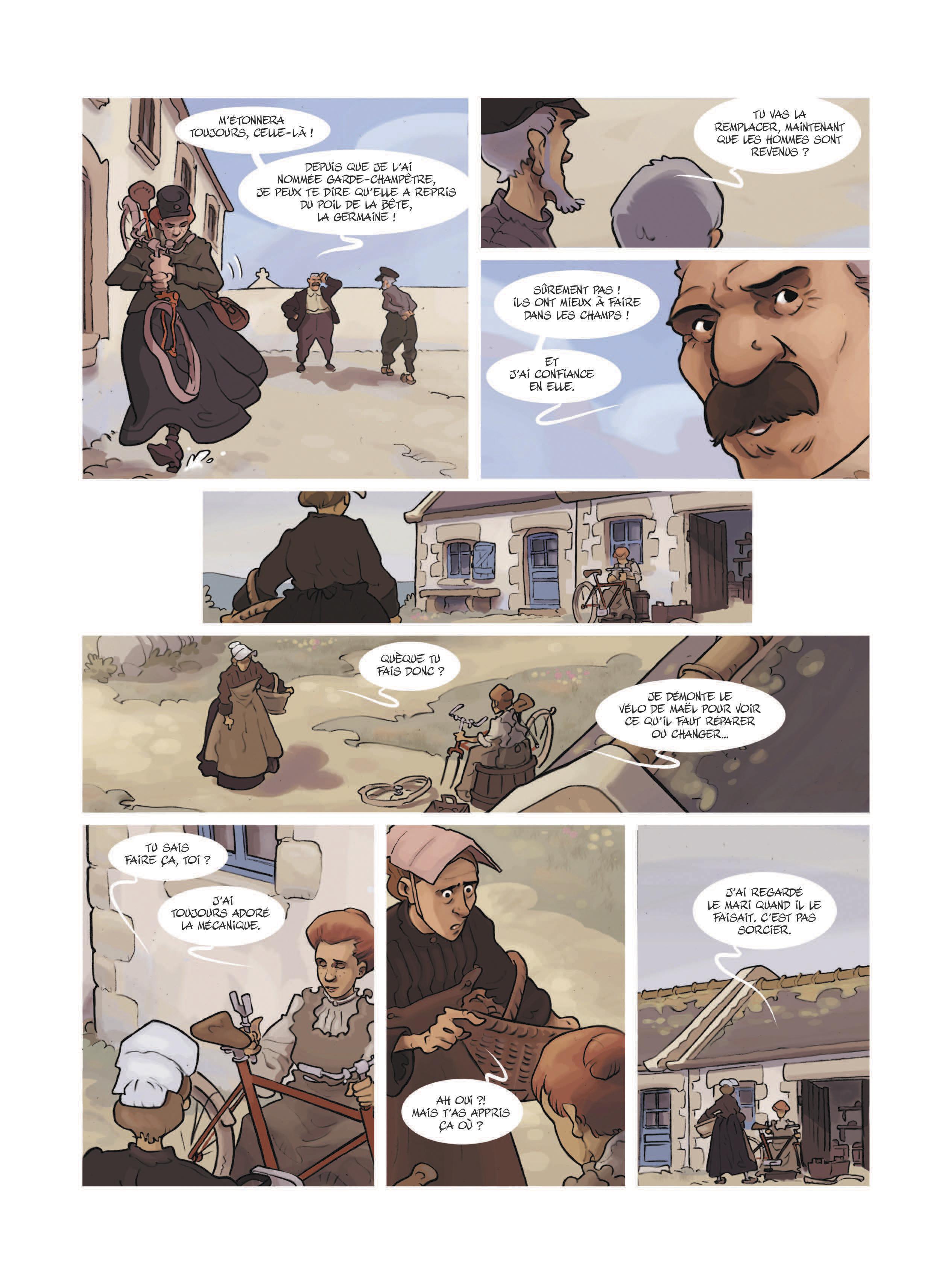Extrait n°9 tome 2 par Didier Quella-Guyot