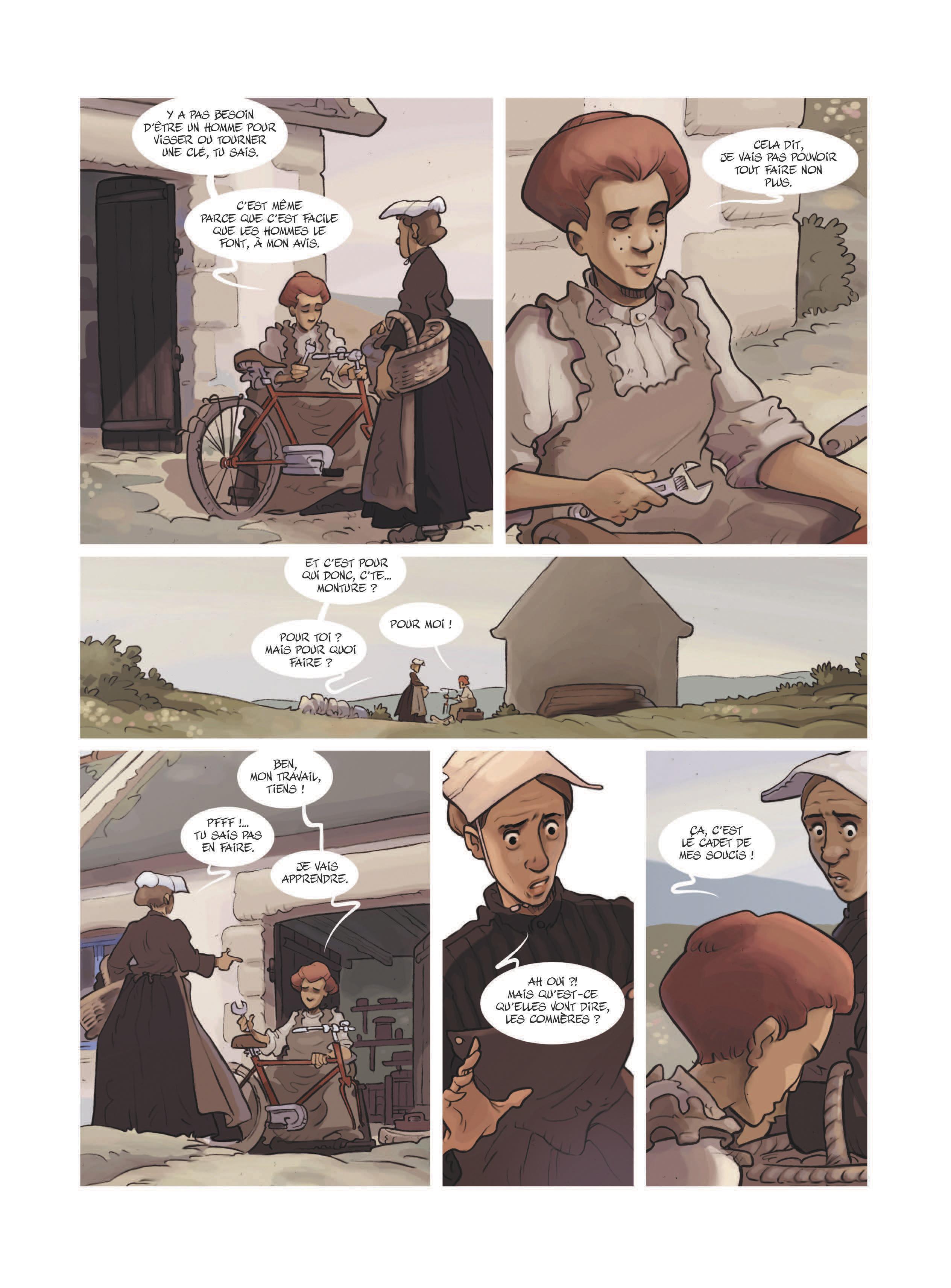 Extrait n°10 tome 2 par Didier Quella-Guyot