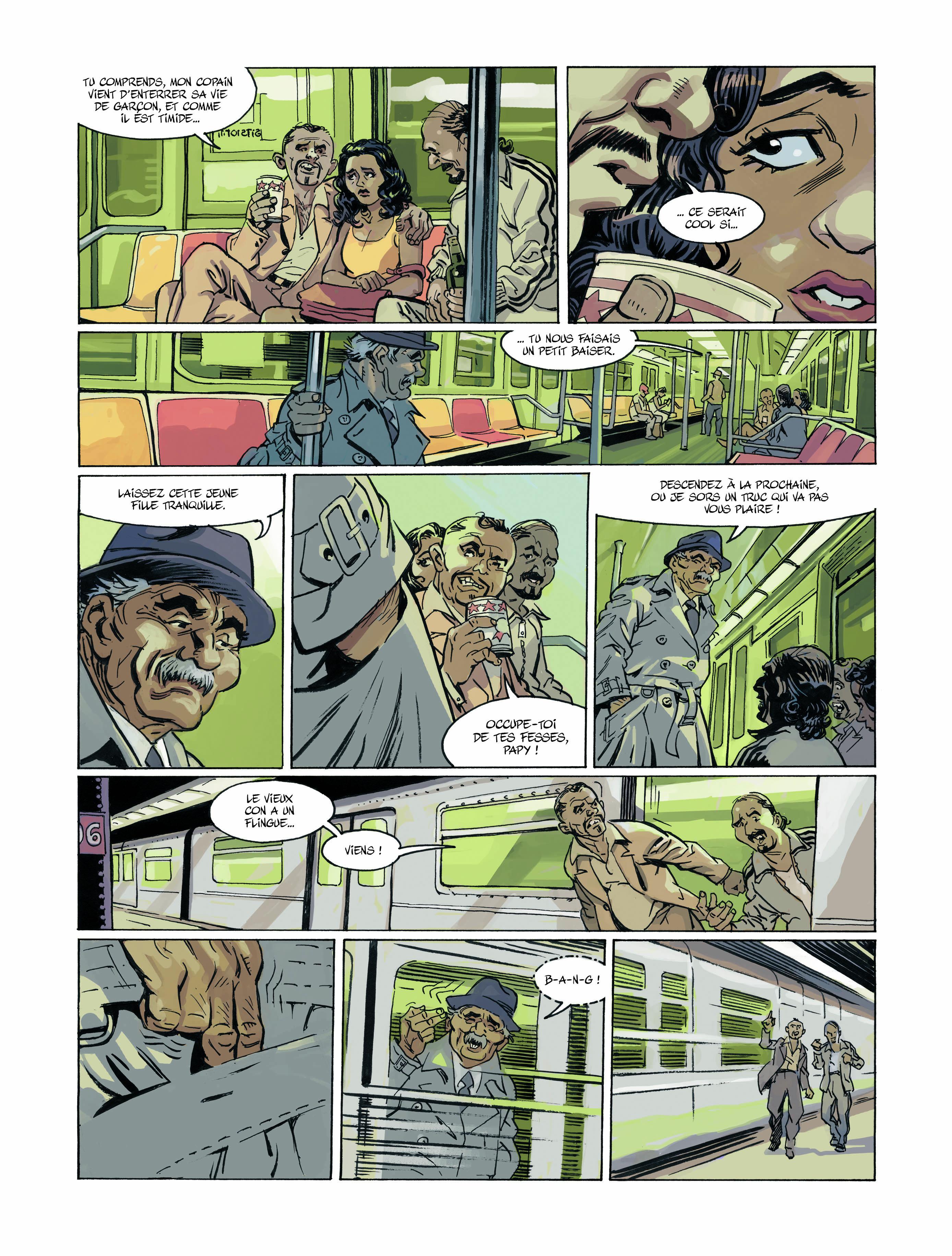 Extrait n°6 tome 1 par Jack Manini