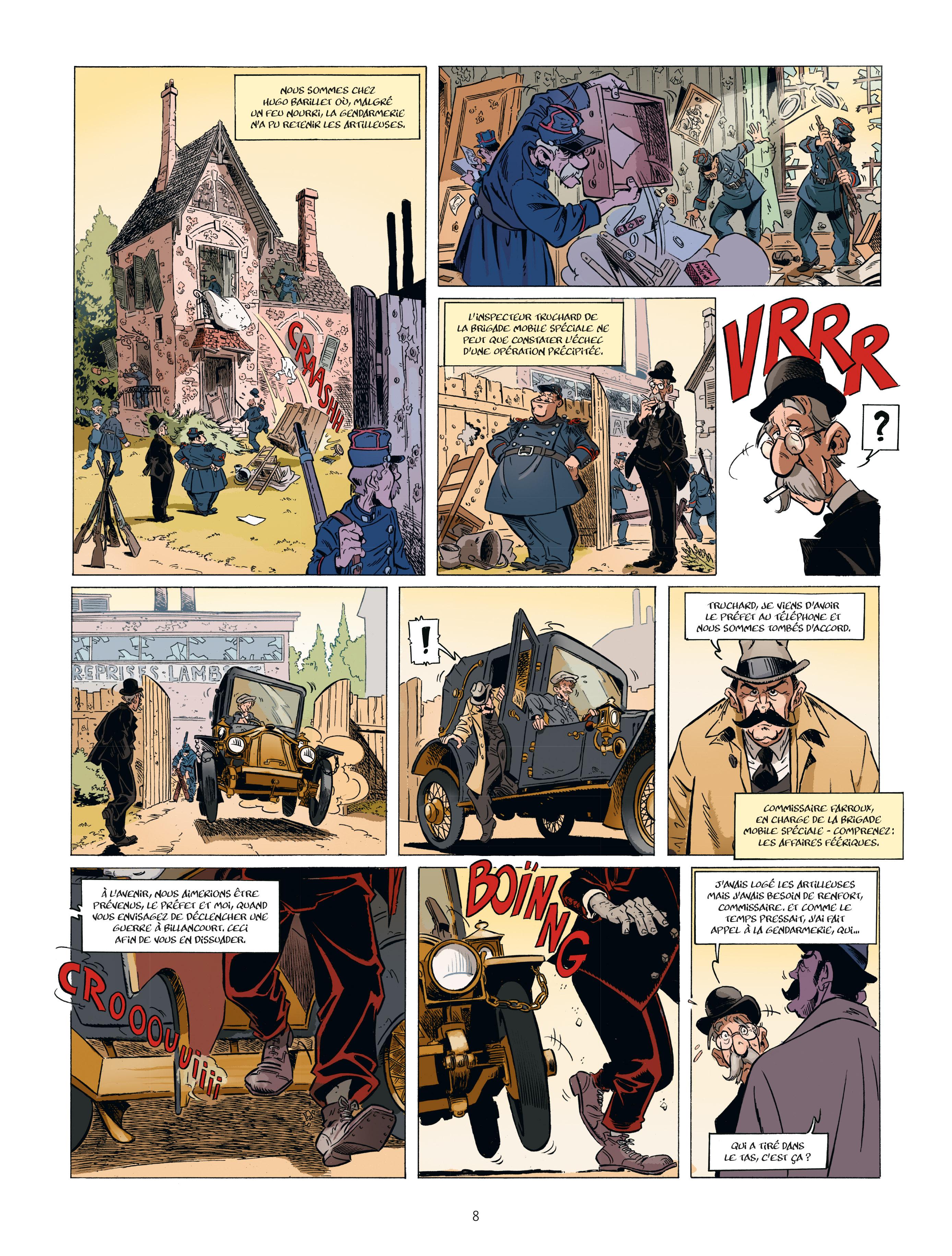 Extrait n°6 de la bd tome 2 par Étienne Willem