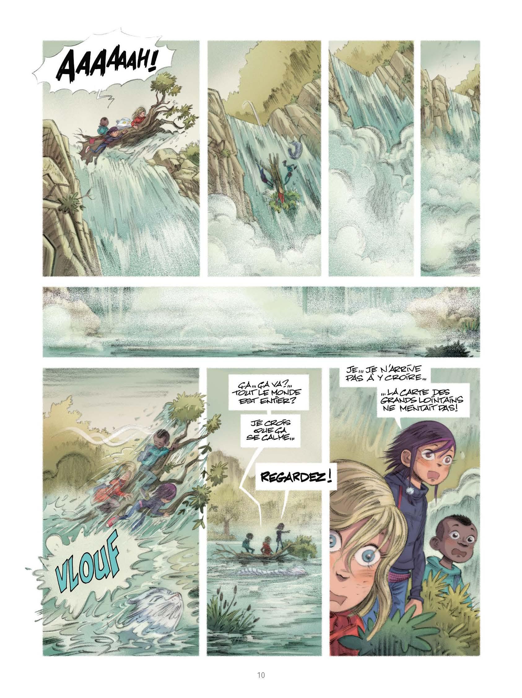 Extrait n°4 de la bd tome 5 par Jean-Michel Darlot