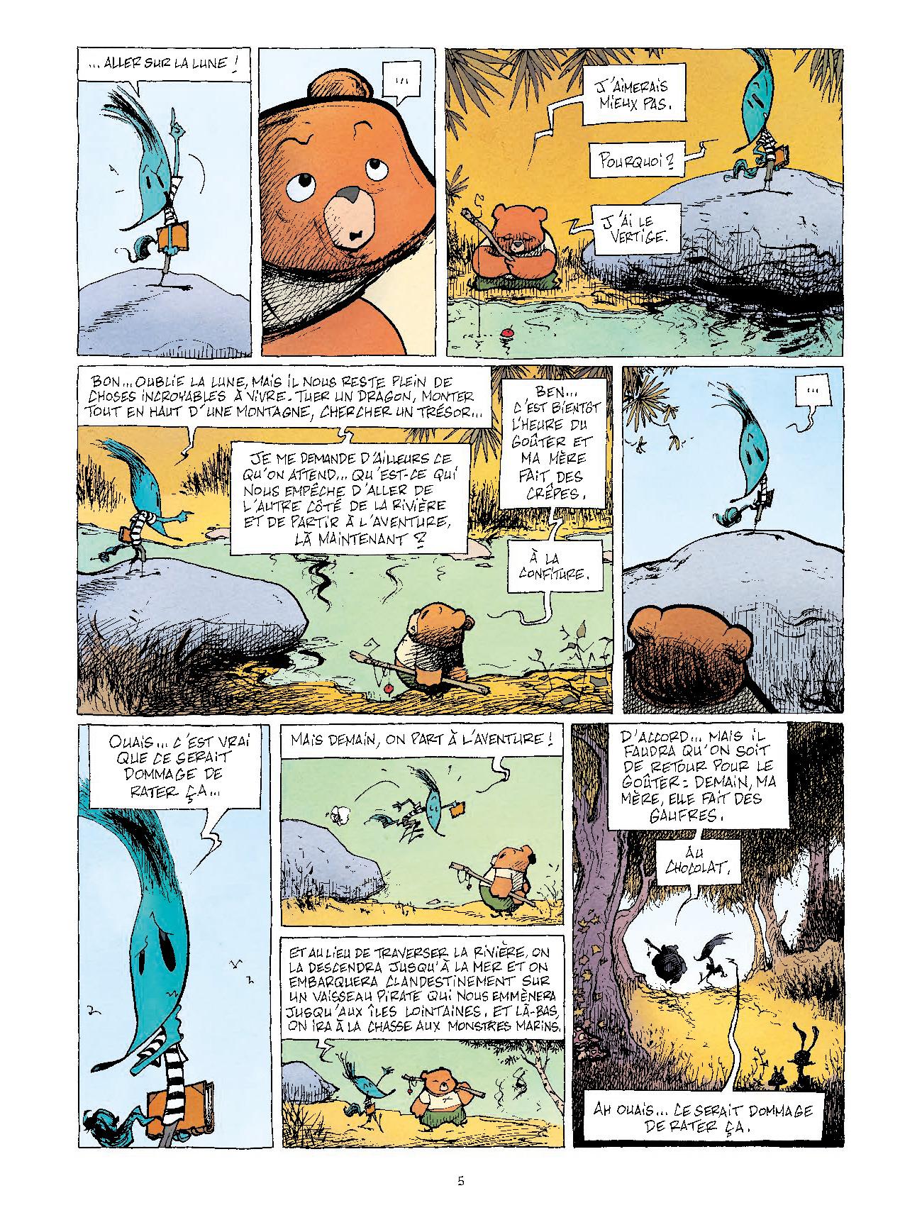 Extrait n°5 par Régis Hautière