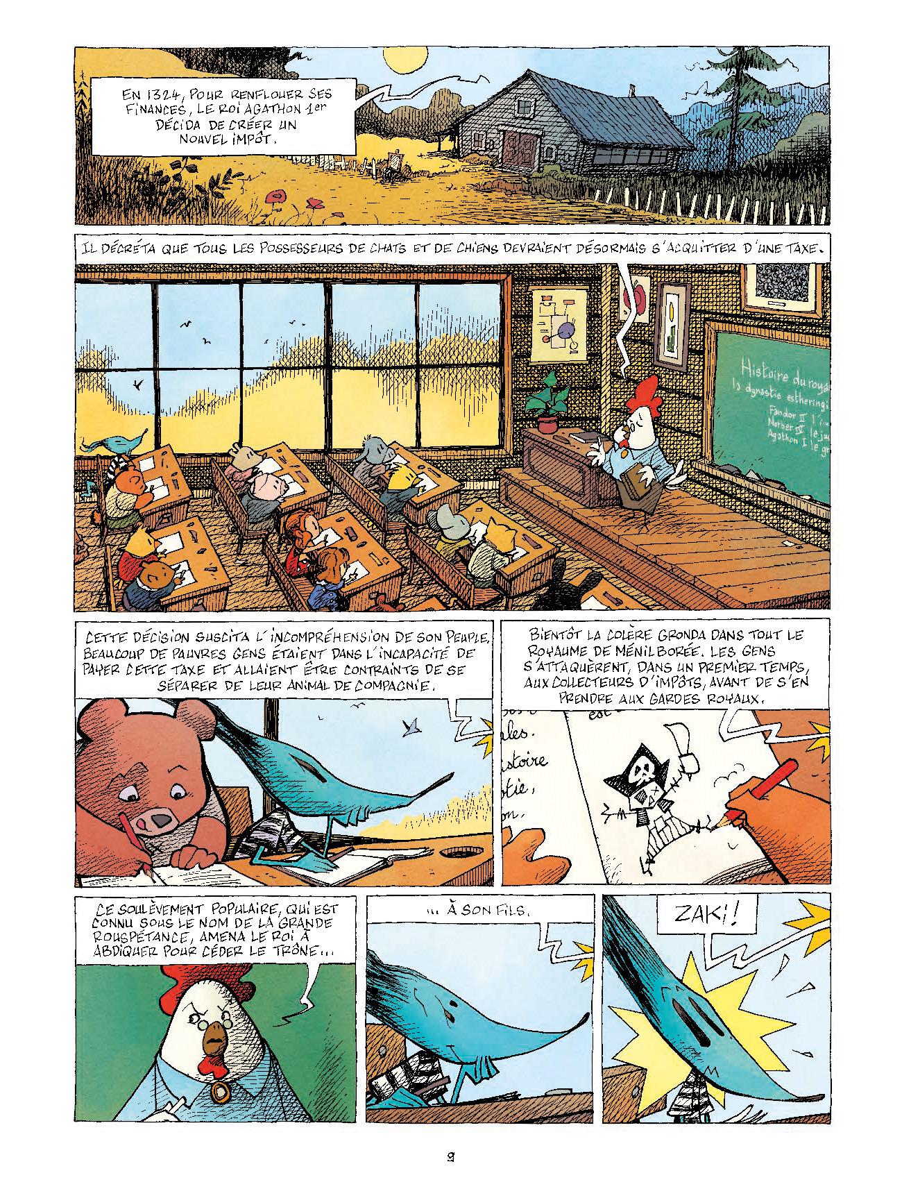 Extrait n°9 par Régis Hautière