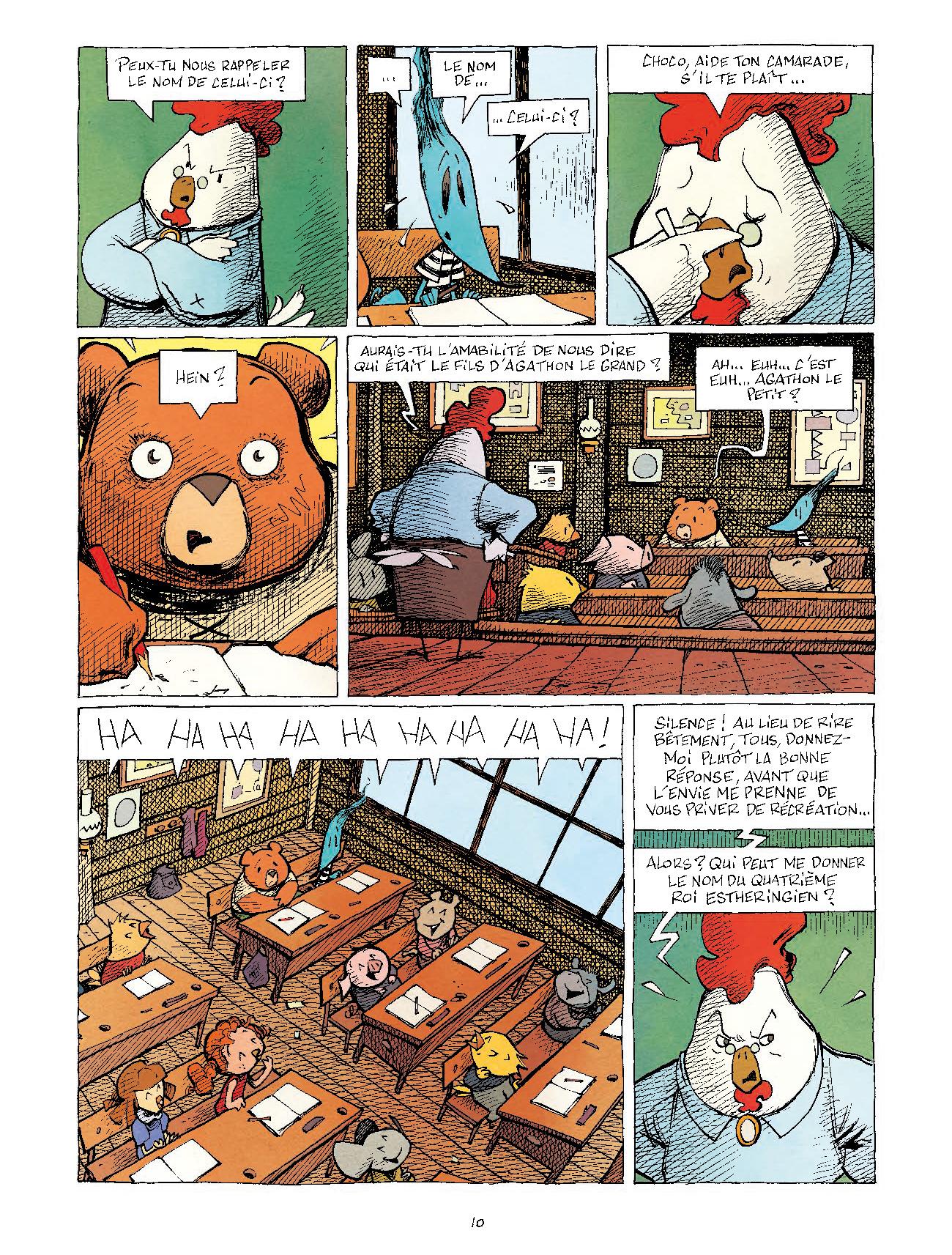 Extrait n°10 par Régis Hautière