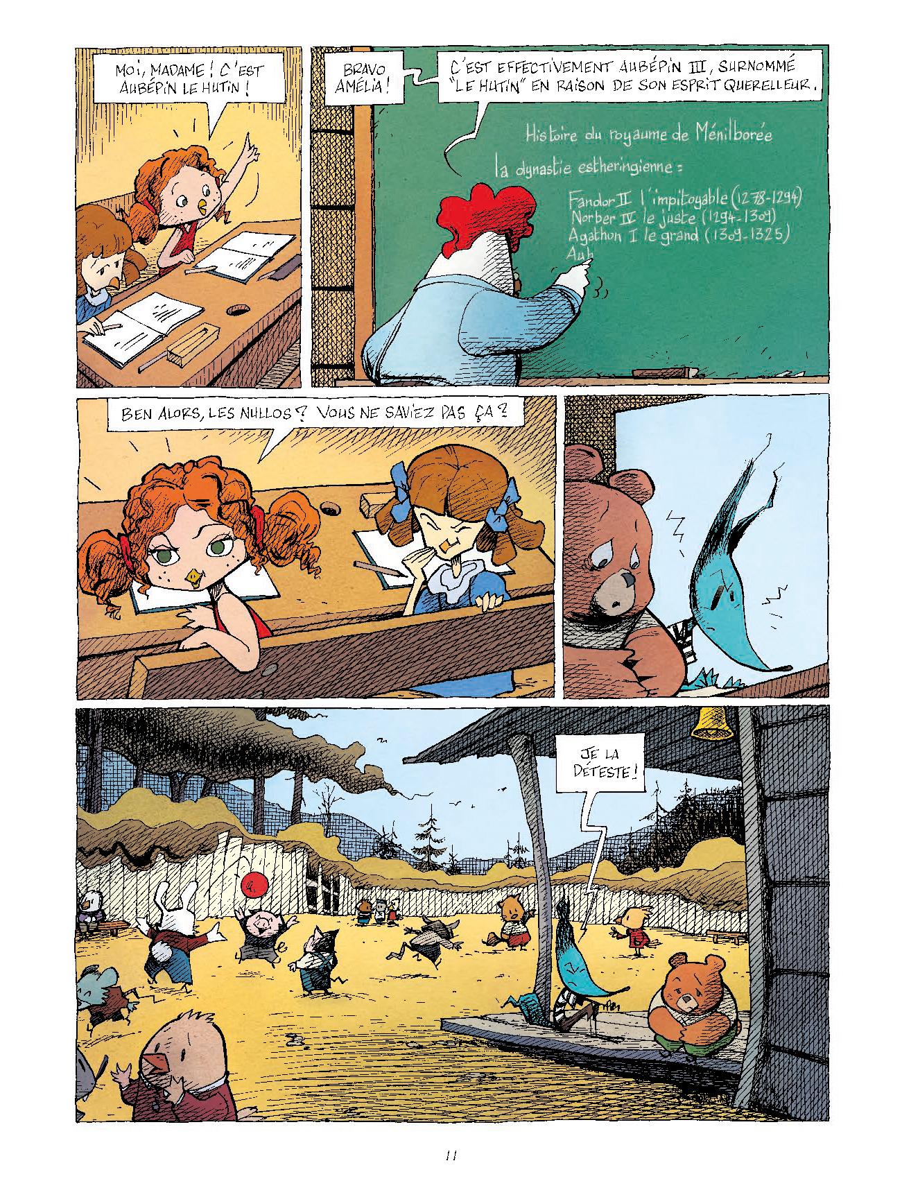 Extrait n°11 par Régis Hautière