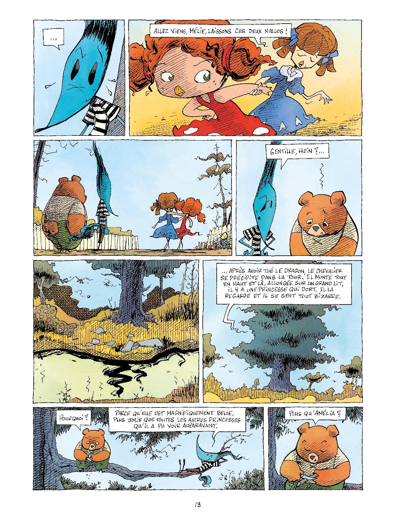 Extrait n°13 par Régis Hautière