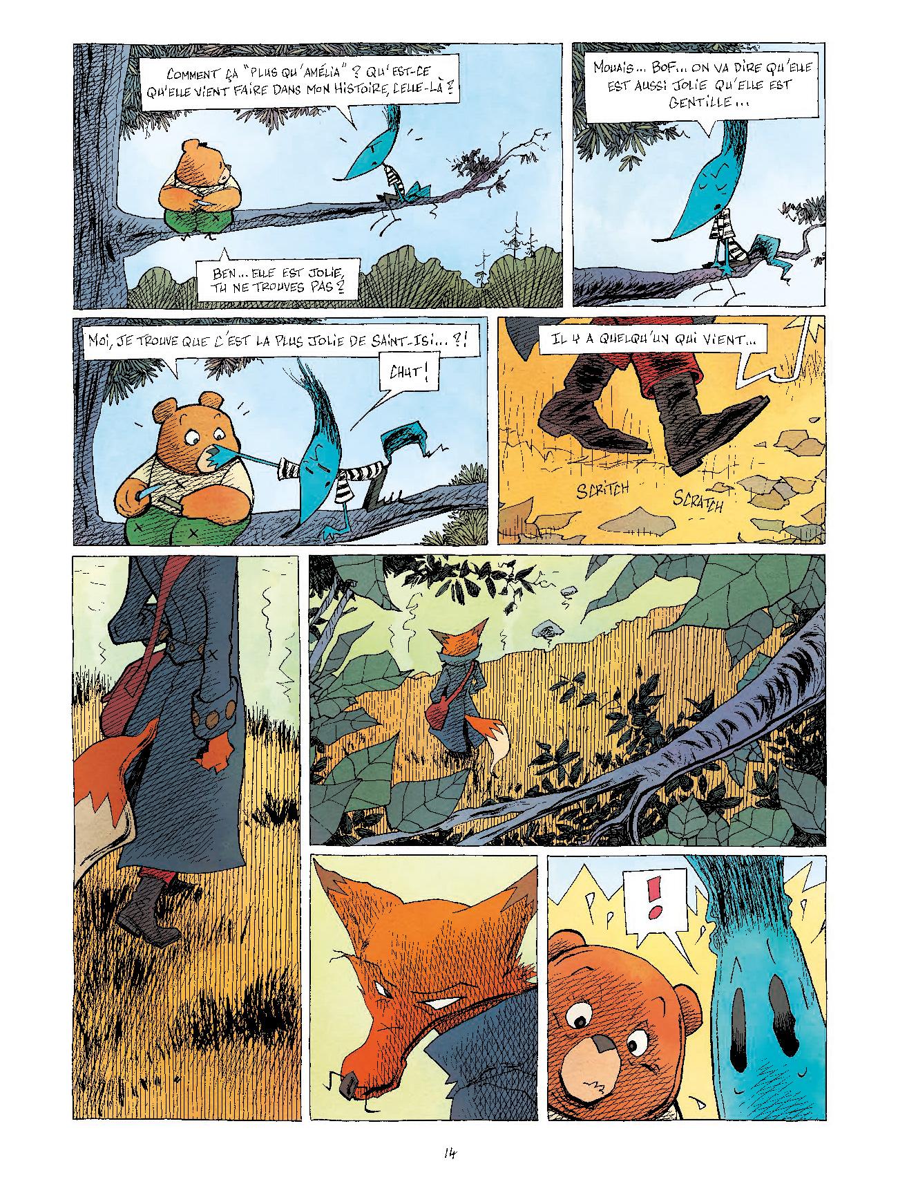 Extrait n°14 par Régis Hautière