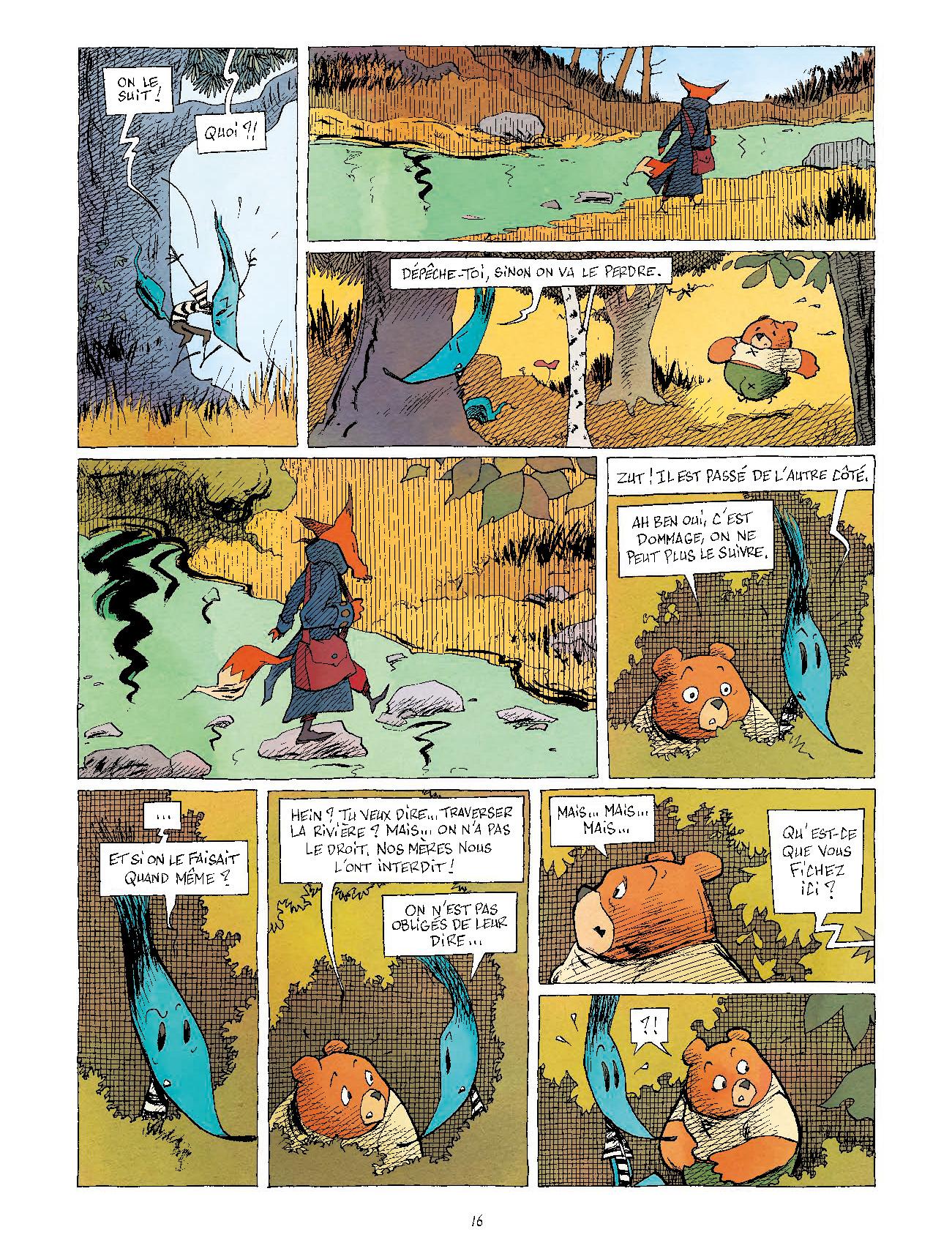 Extrait n°16 par Régis Hautière