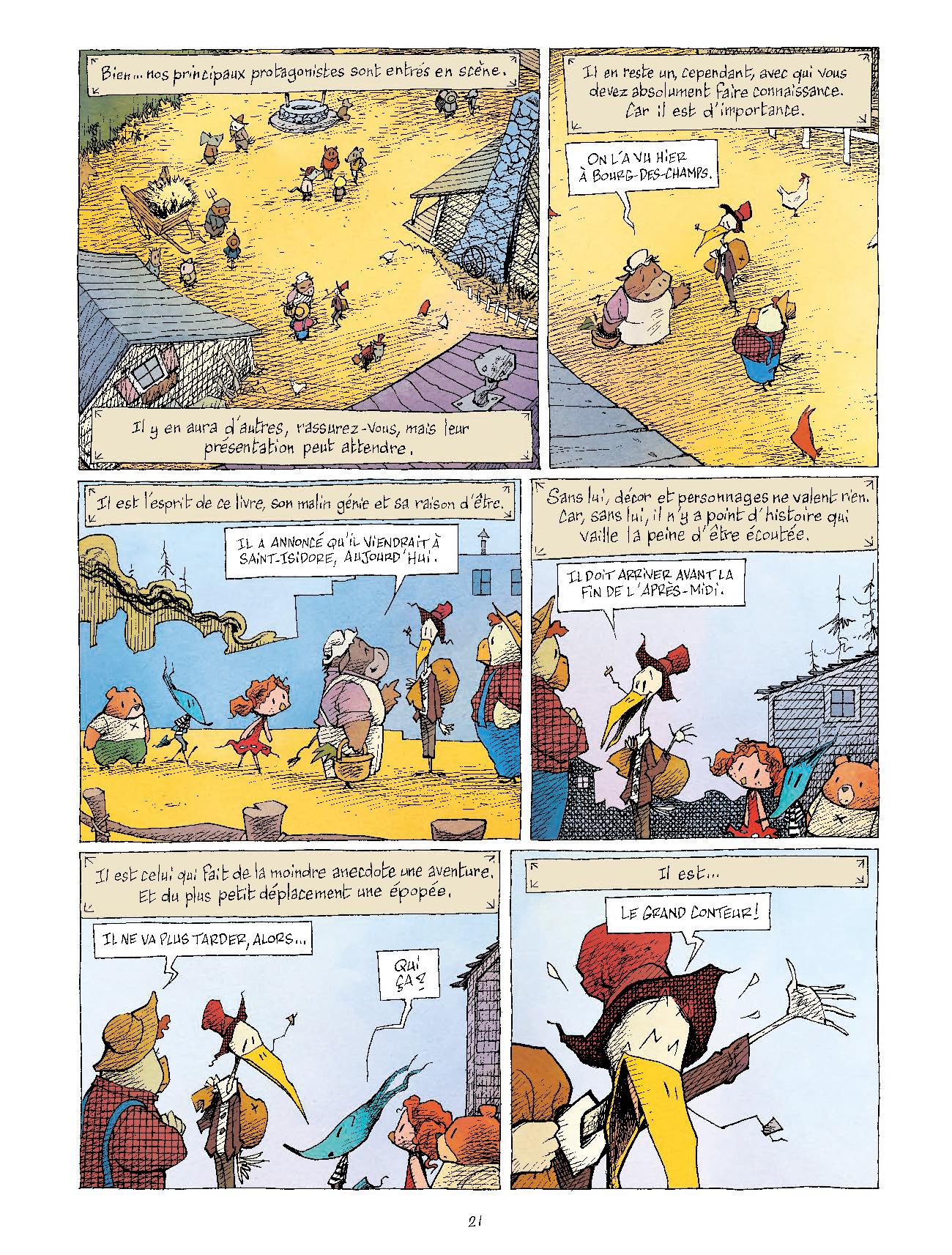 Extrait n°21 par Régis Hautière