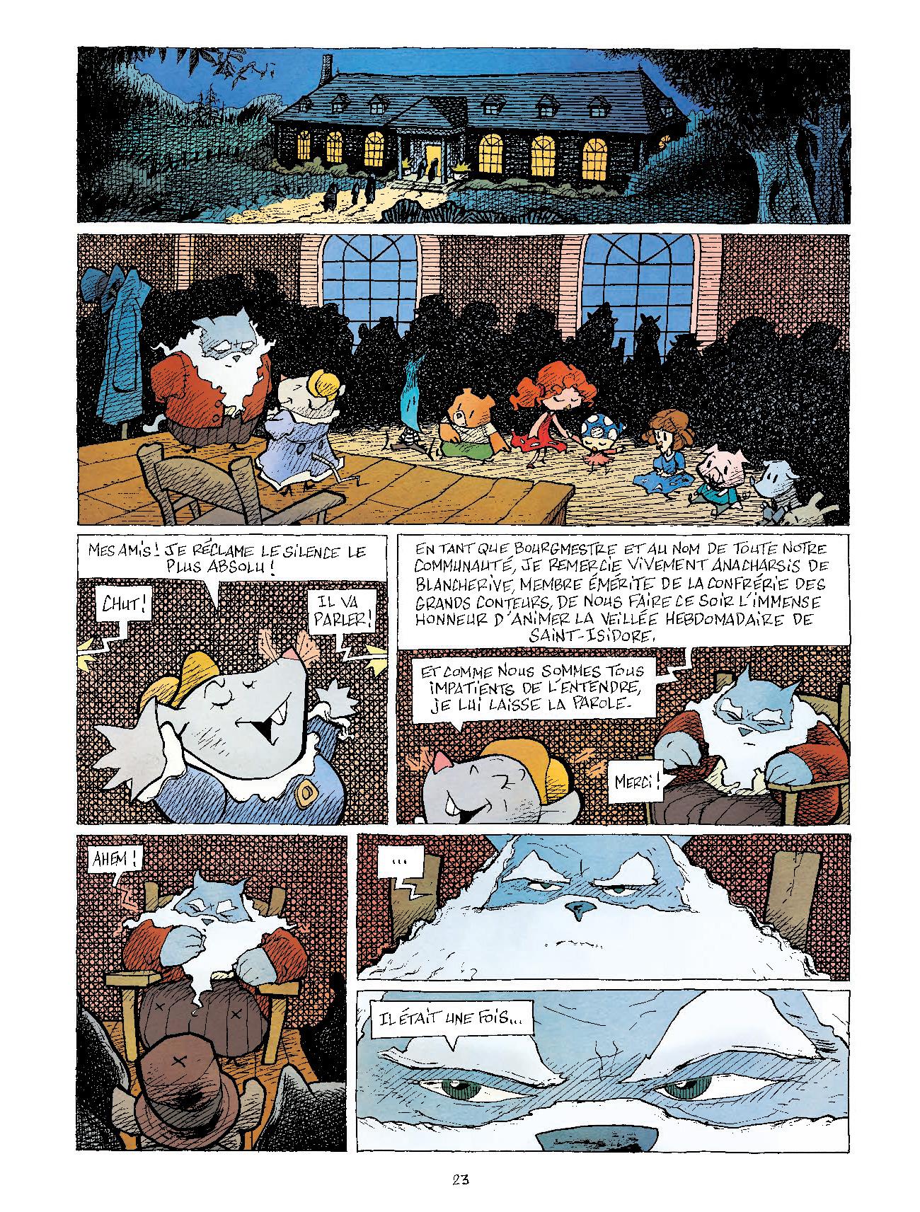 Extrait n°23 par Régis Hautière