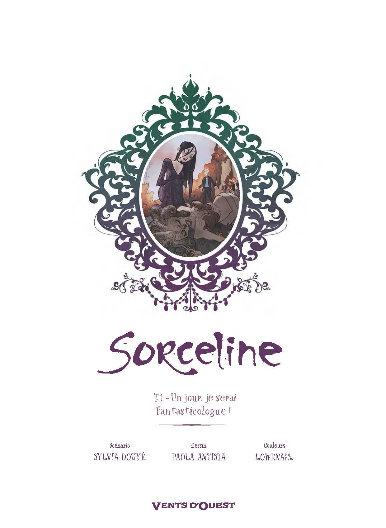 Sorceline - T.1 Un jour, je serai fantasticologue ! - 48H BD 2021 -  Edition limitée