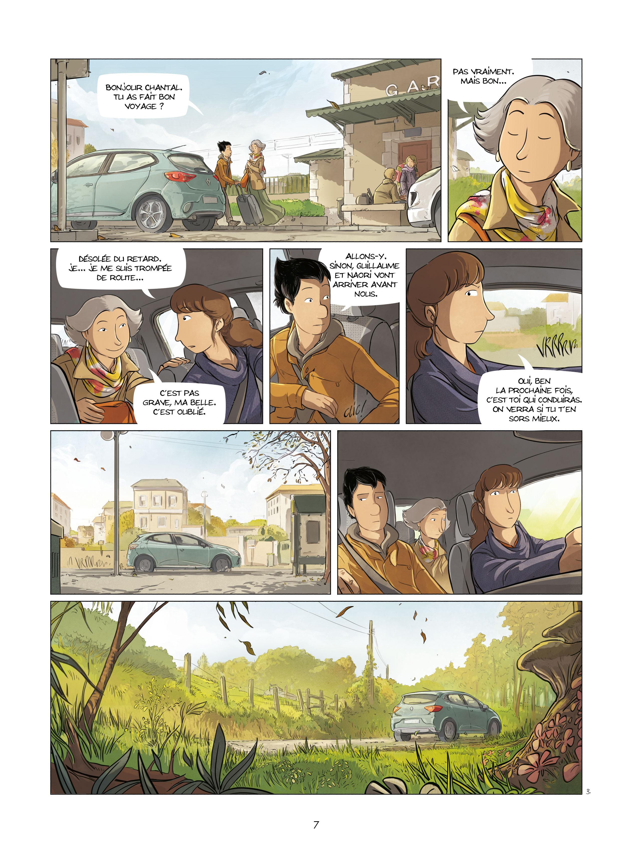 Extrait n°3 Le jour où le bonheur est là! par Béka