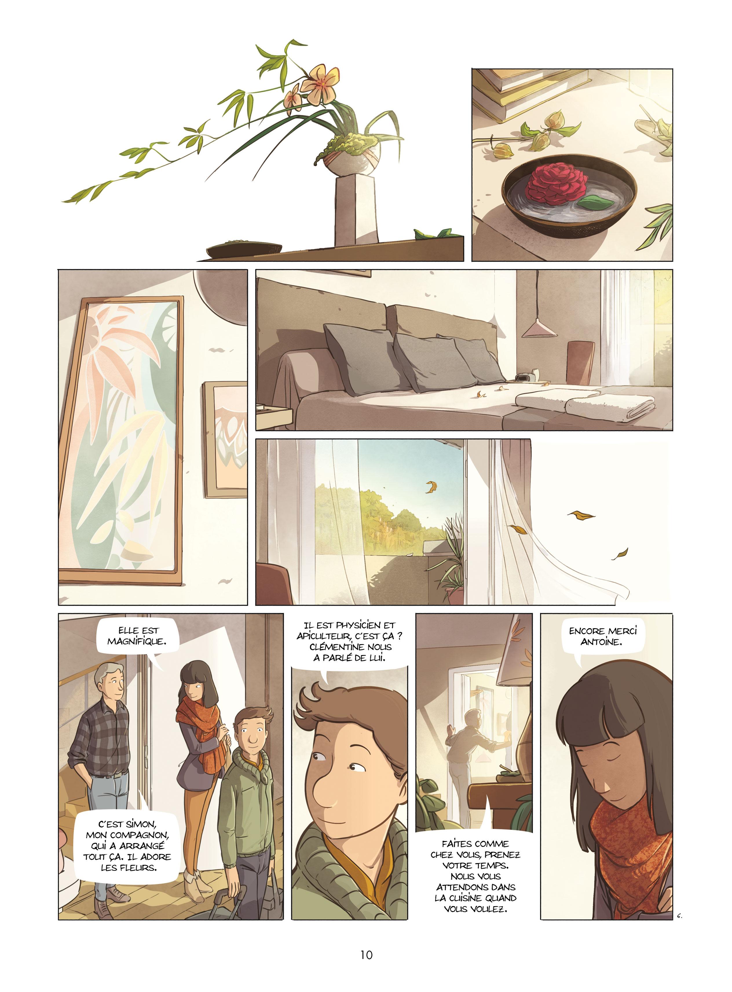 Extrait n°6 Le jour où le bonheur est là! par Béka