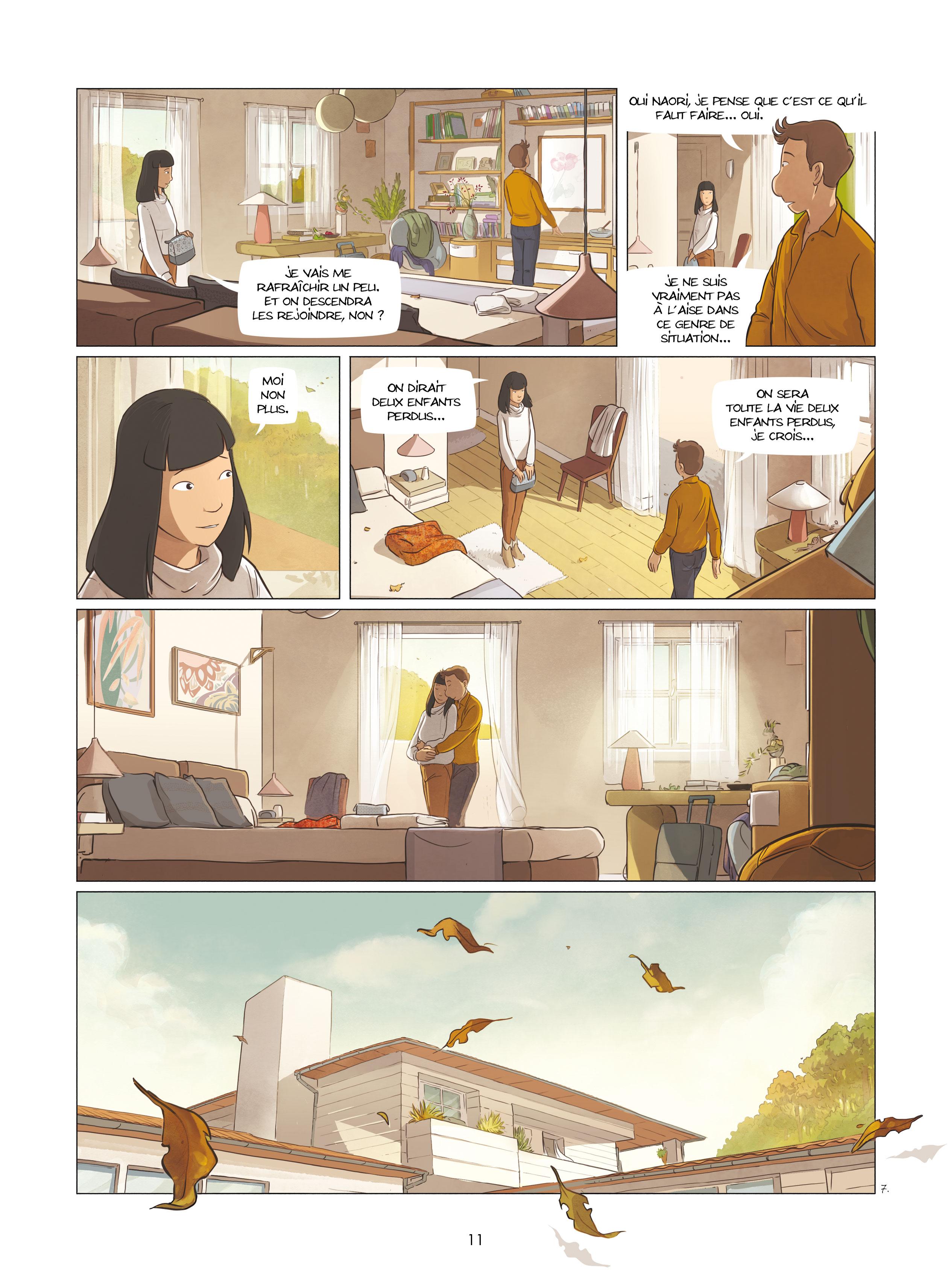 Extrait n°7 Le jour où le bonheur est là! par Béka