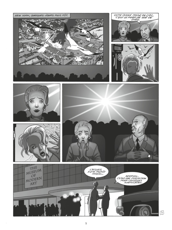 Extrait n°3 de la bd tome 2 par Noël Simsolo