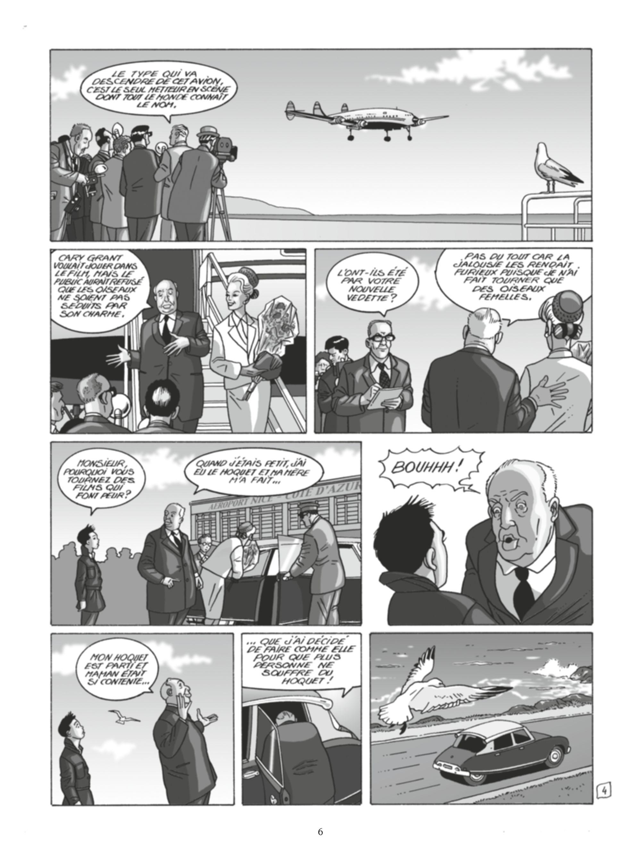Extrait n°4 de la bd tome 2 par Noël Simsolo