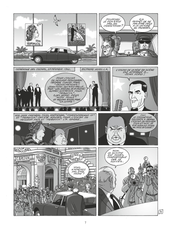 Extrait n°5 de la bd tome 2 par Noël Simsolo