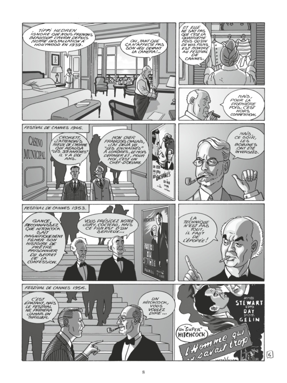Extrait n°6 de la bd tome 2 par Noël Simsolo