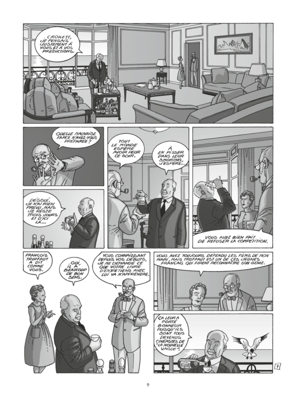 Extrait n°7 de la bd tome 2 par Noël Simsolo