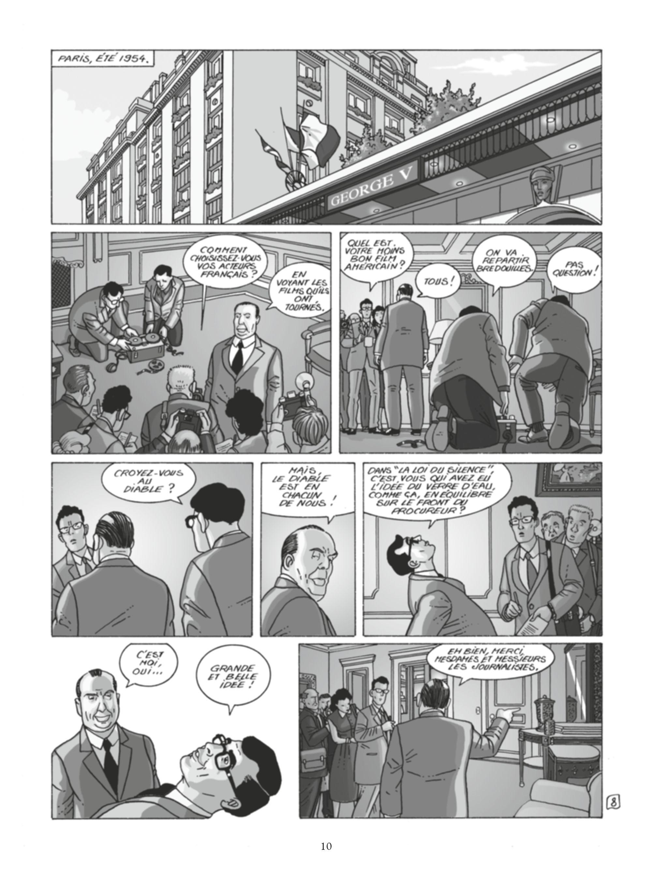Extrait n°8 de la bd tome 2 par Noël Simsolo