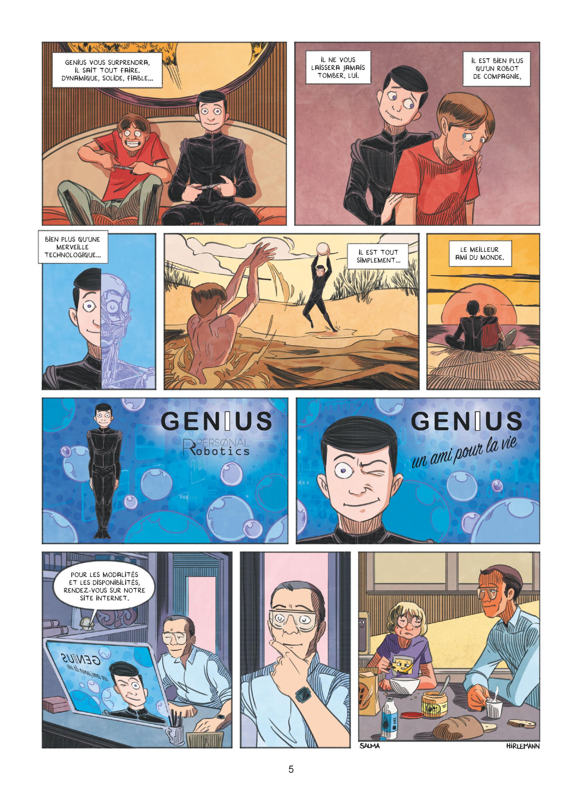 Genius - Tome 1