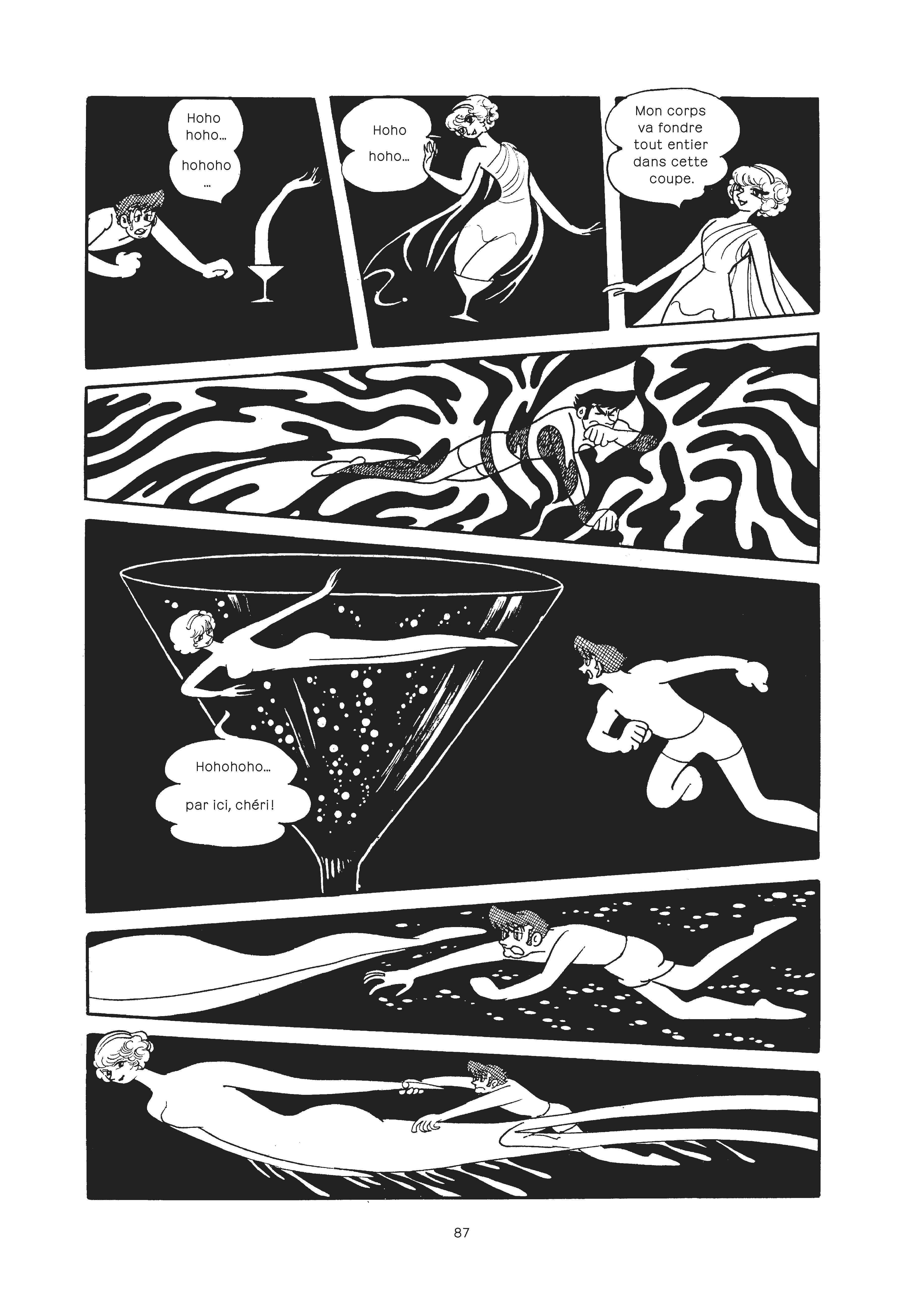 Extrait n°3 du manga par Osamu Tezuka