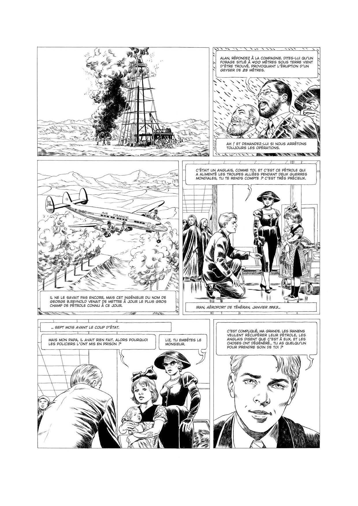 Extrait n°2 de la bd tome 1 par Tristan Roulot