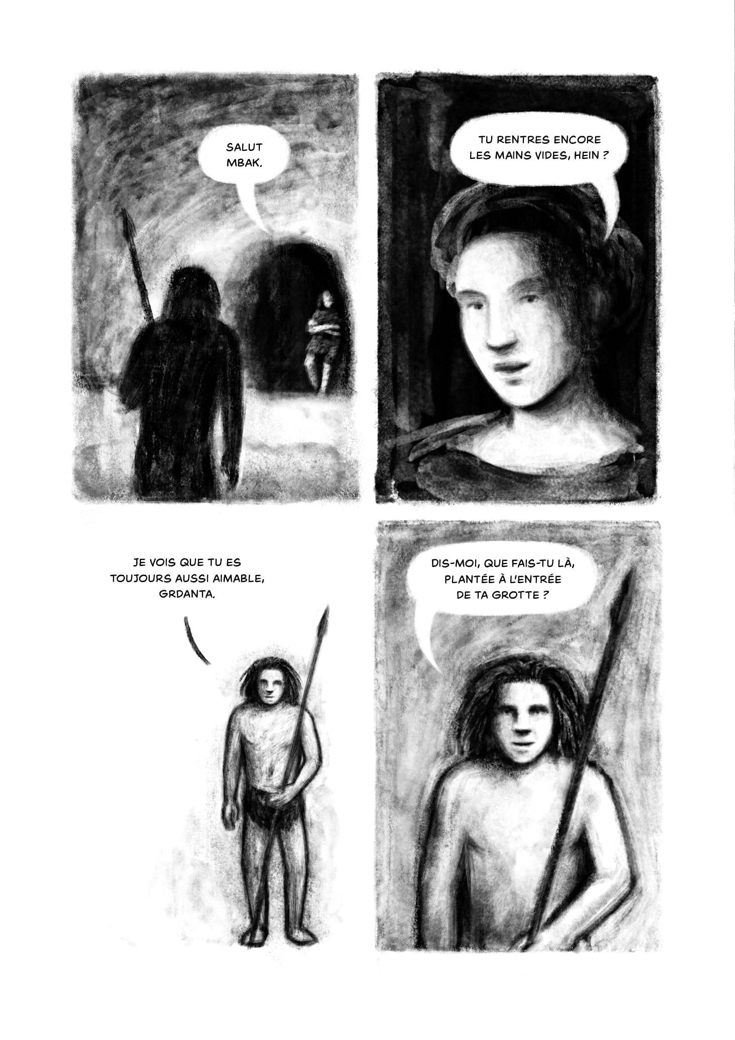 Extrait n°11 Rencontres par Santiago Arcas